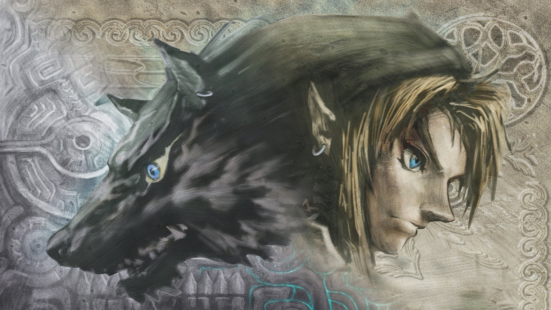 The Legend Of Zelda Twilight Princess Wallpaper Wallpapertag