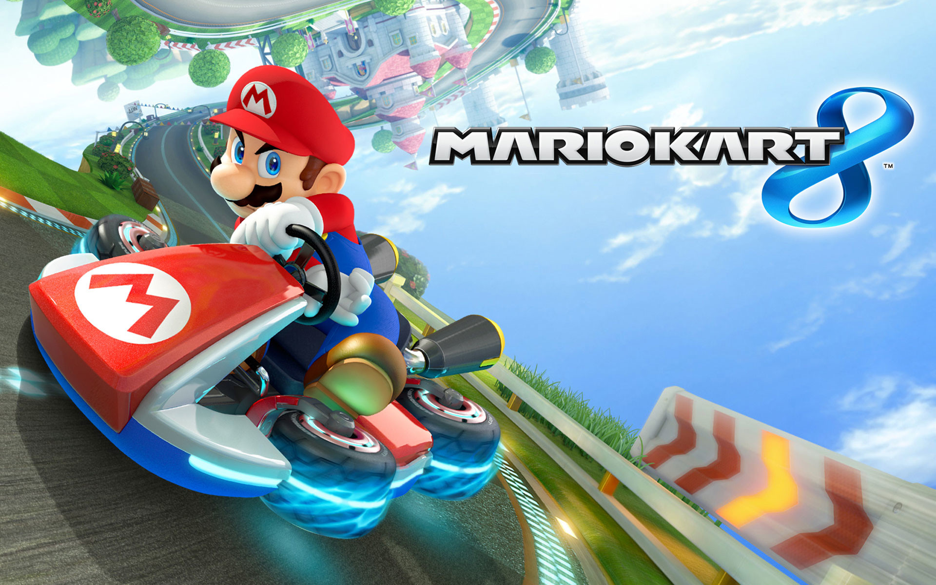 Mario Kart Wallpaper ·① WallpaperTag