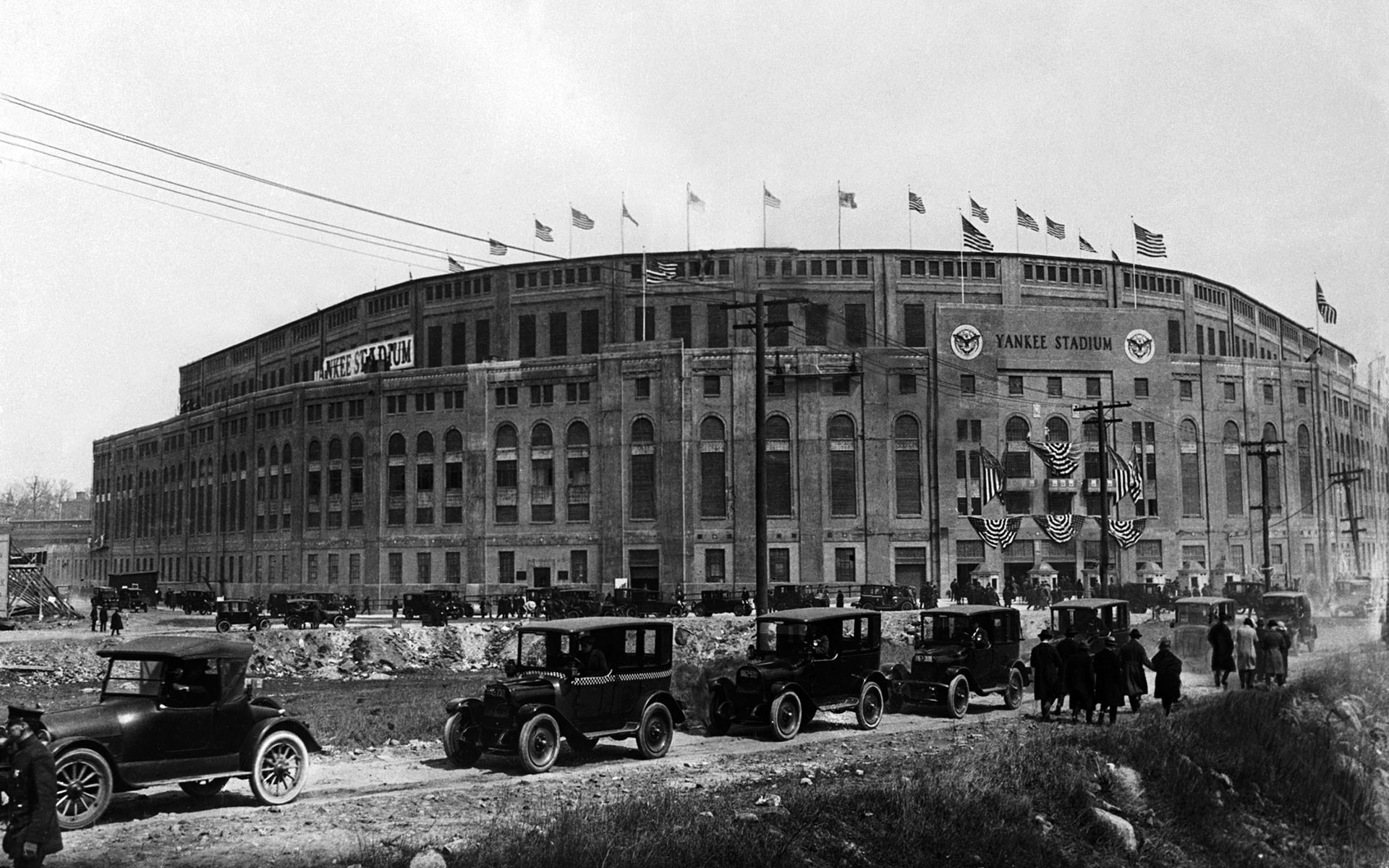 1920x1080 Yankee Stadium Wallpaper 183 ① Wallpapertag