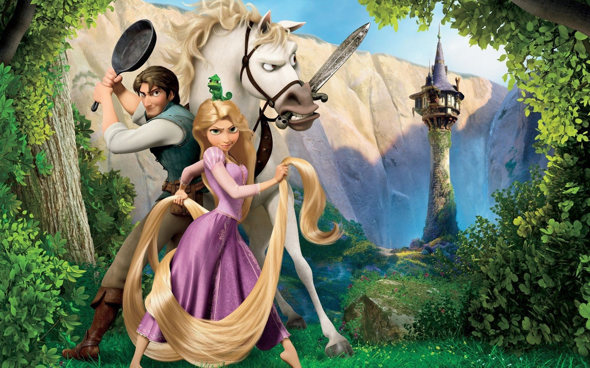 Tangled Wallpaper Download Free Awesome Backgrounds For