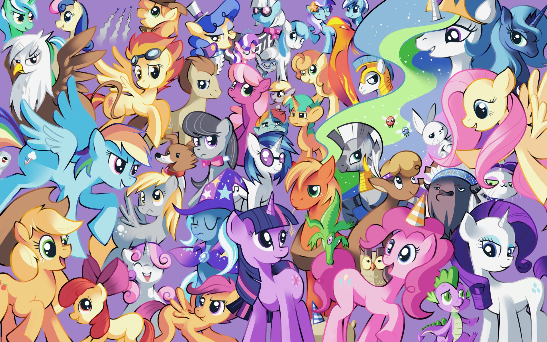 My Little Pony Background Download Free Amazing Full Hd