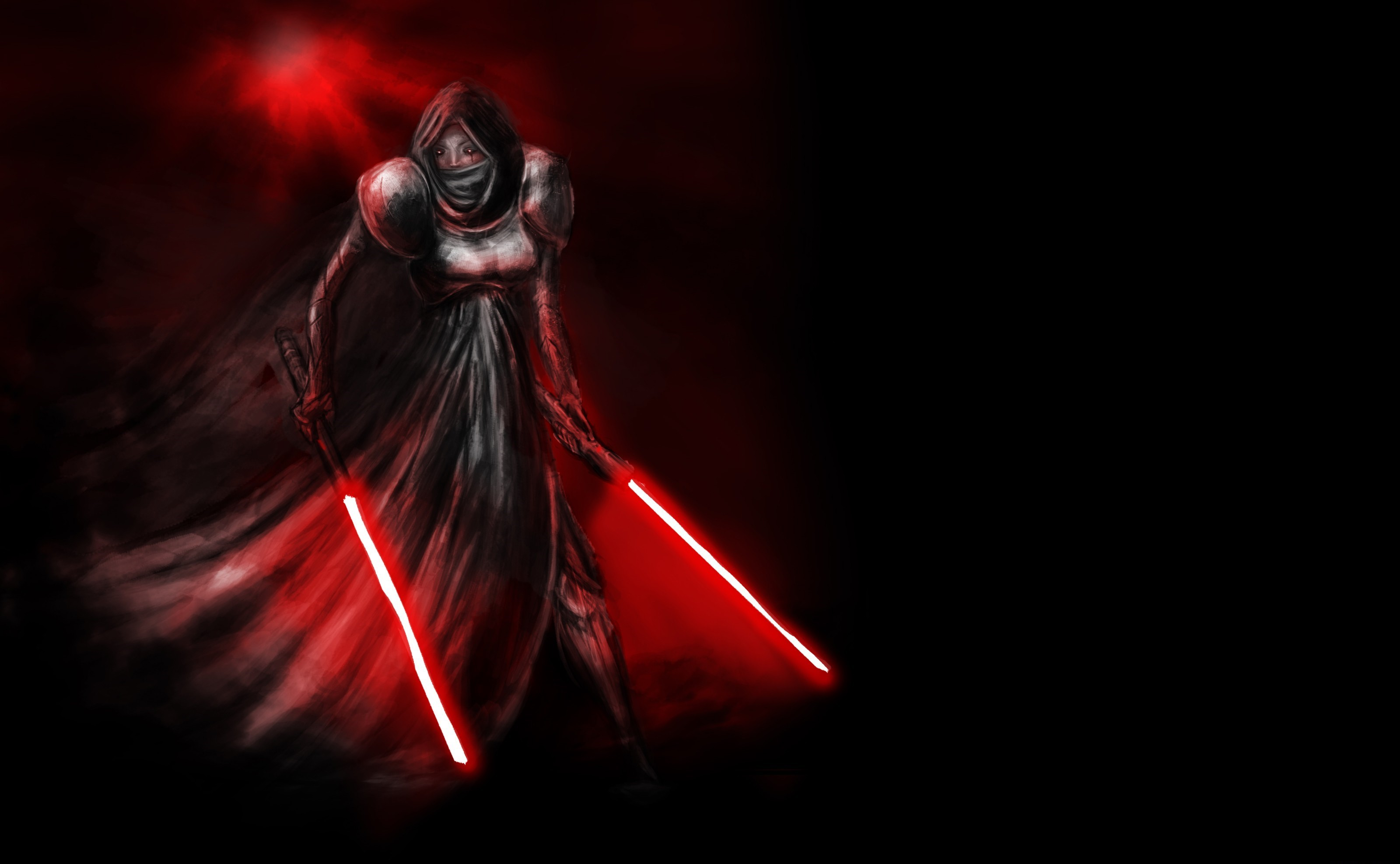 Star Wars Lightsaber Duel Wallpaper ·① WallpaperTag
