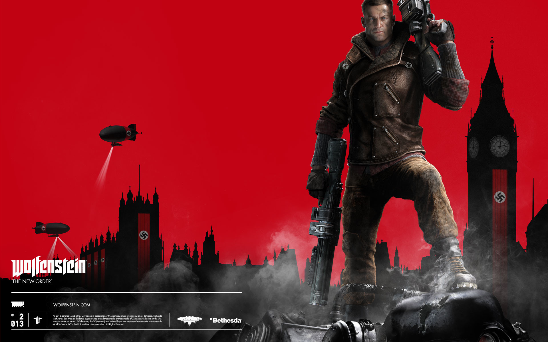 Choose Your Games Wolfenstein The Old Blood