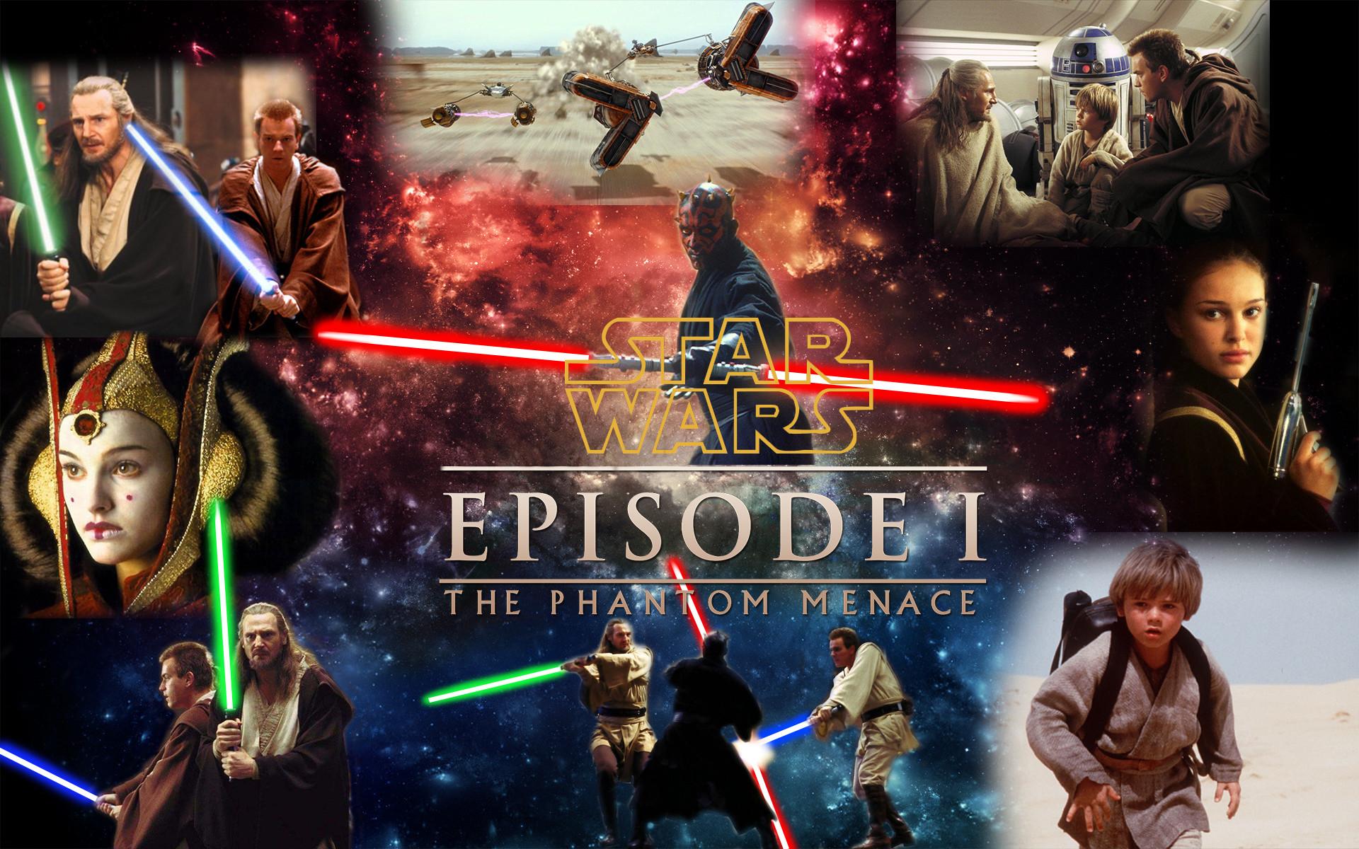 Star Wars Episode 1 Wallpaper ① Wallpapertag