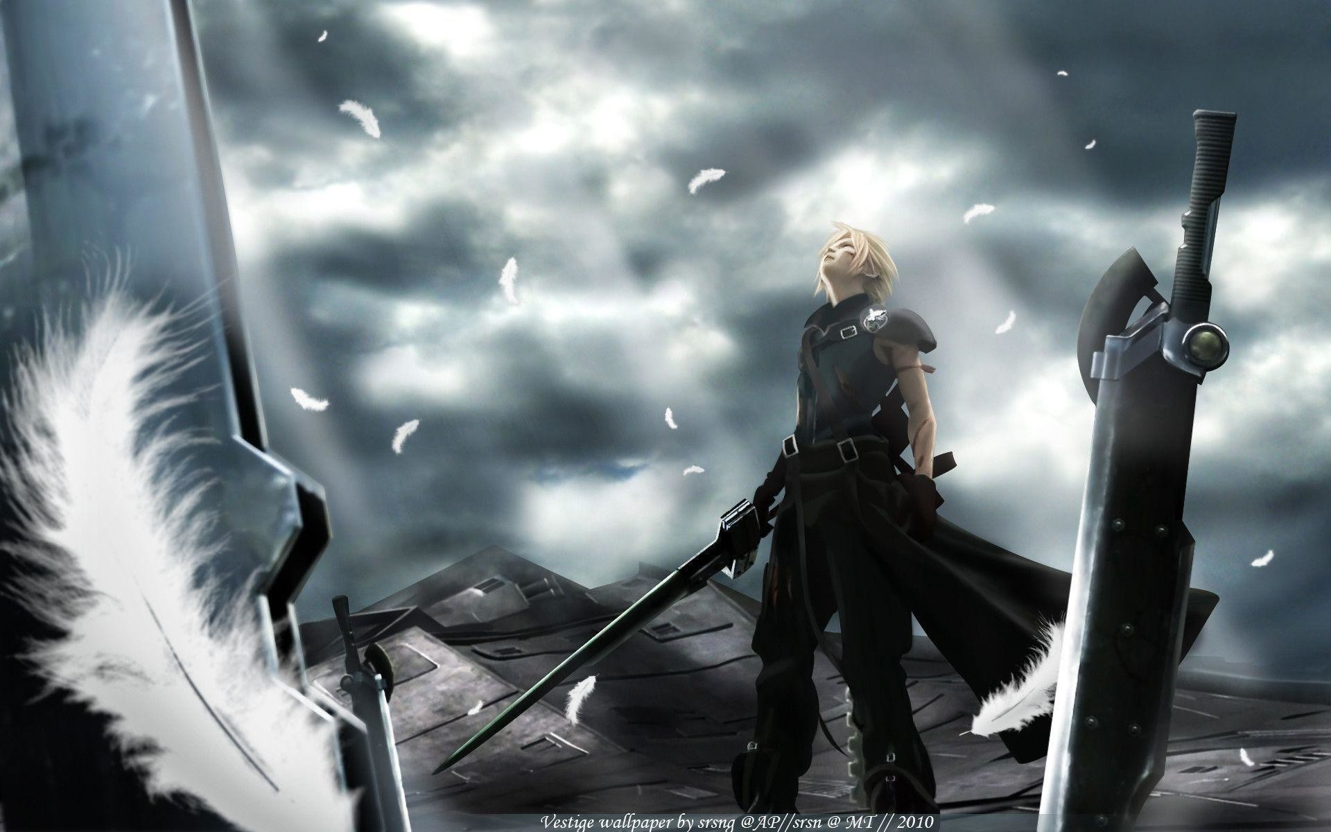 final fantasy hd wallpaper ·①