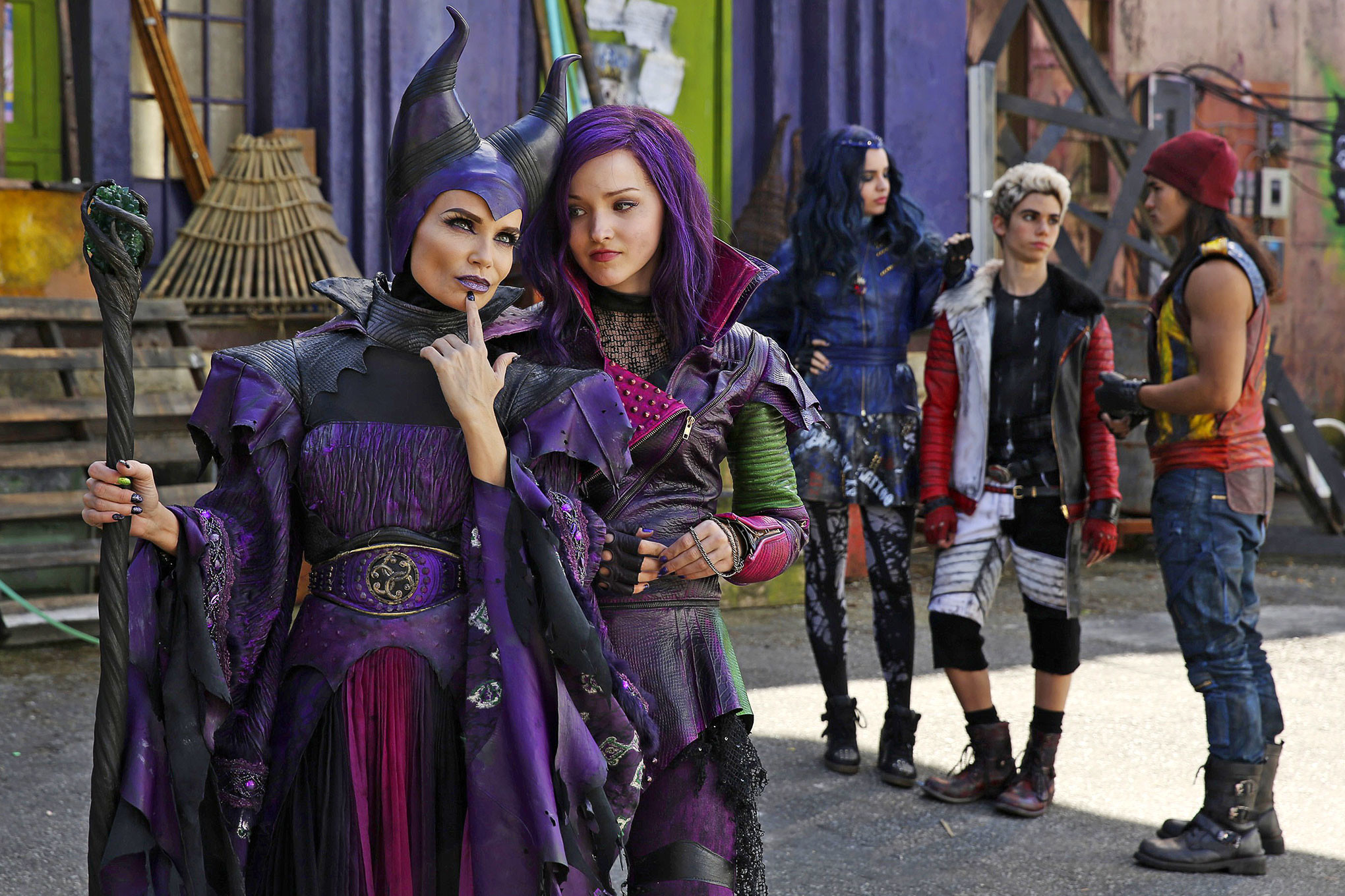 Descendants Disney Movie Wallpaper 70 images