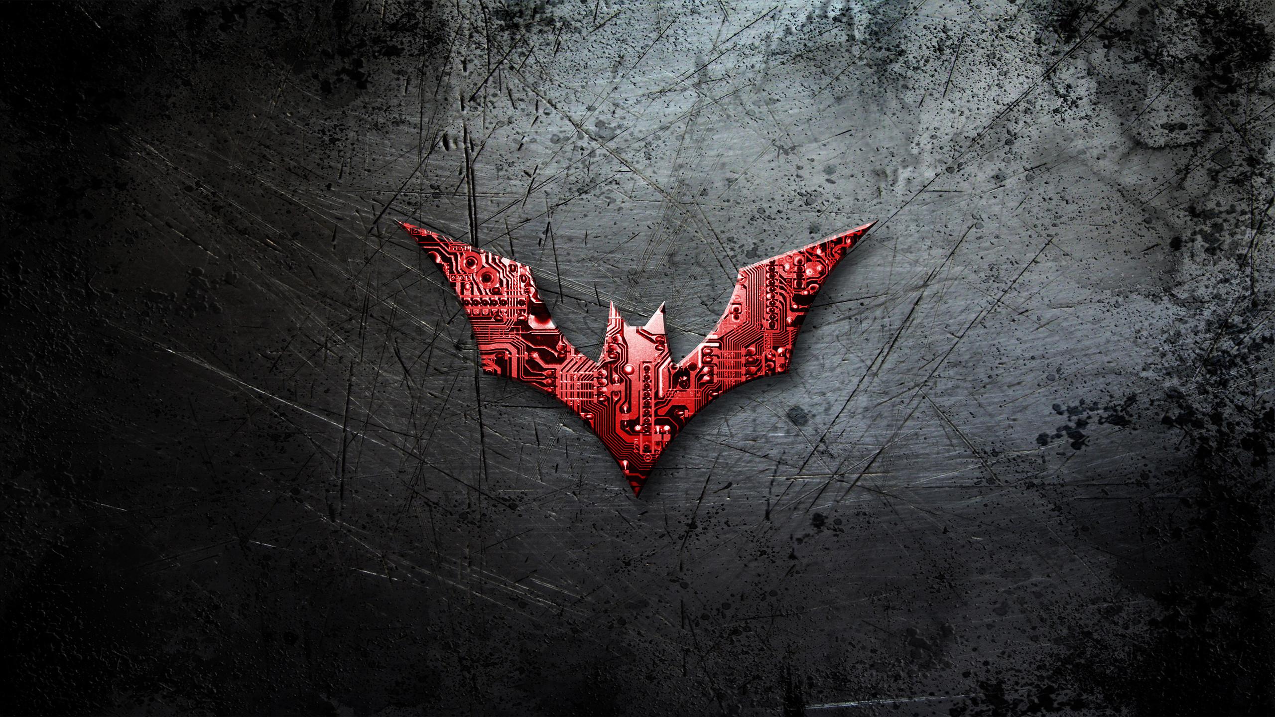 2560x1440 batman beyond wallpaper