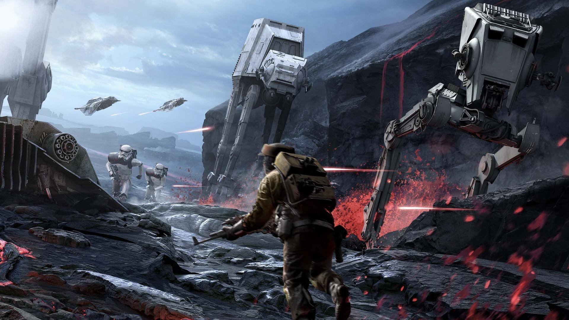 Star Wars Battlefront Wallpapers ·① WallpaperTag