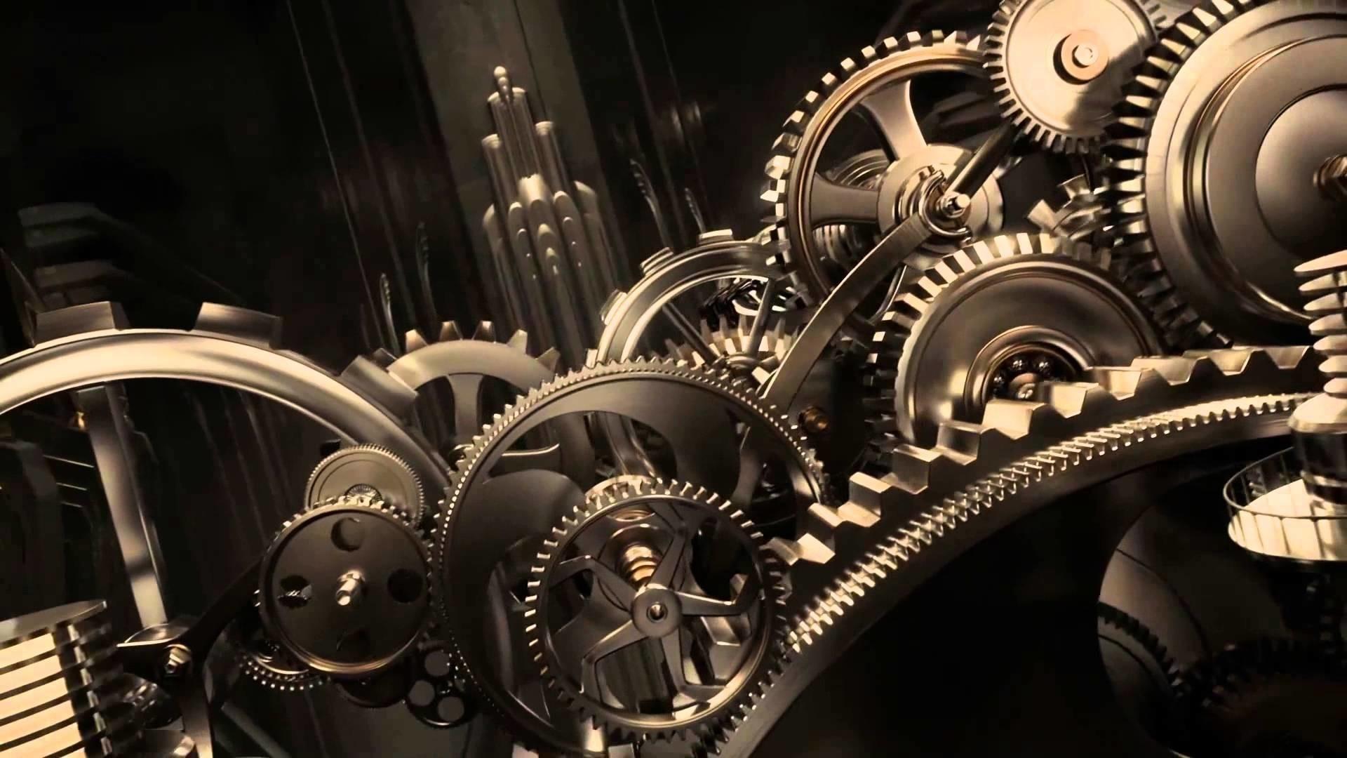 Mechanical Wallpapers ·① WallpaperTag
