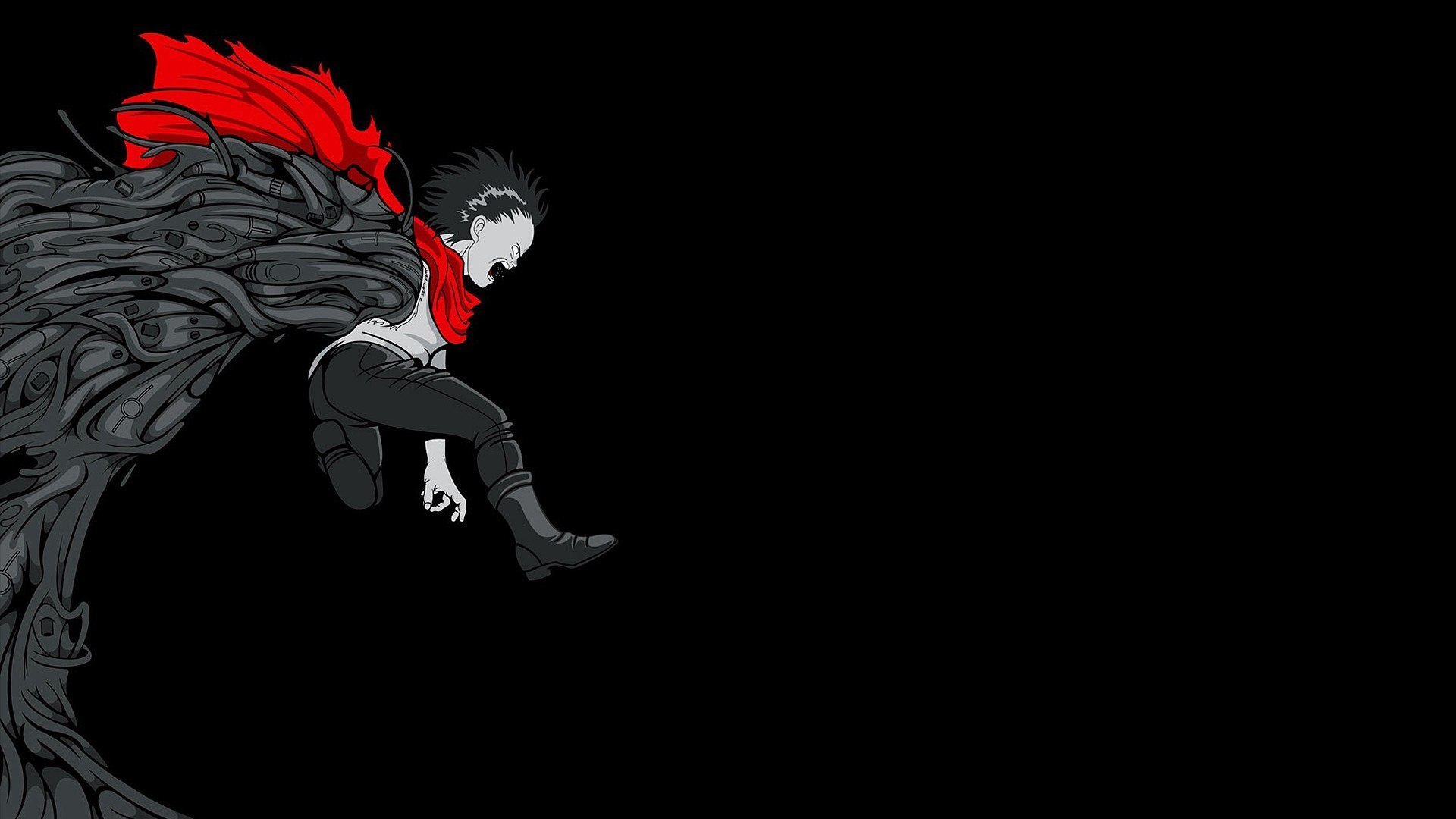 Akira wallpaper download free hd wallpapers for desktop - Anime wallpaper black background ...
