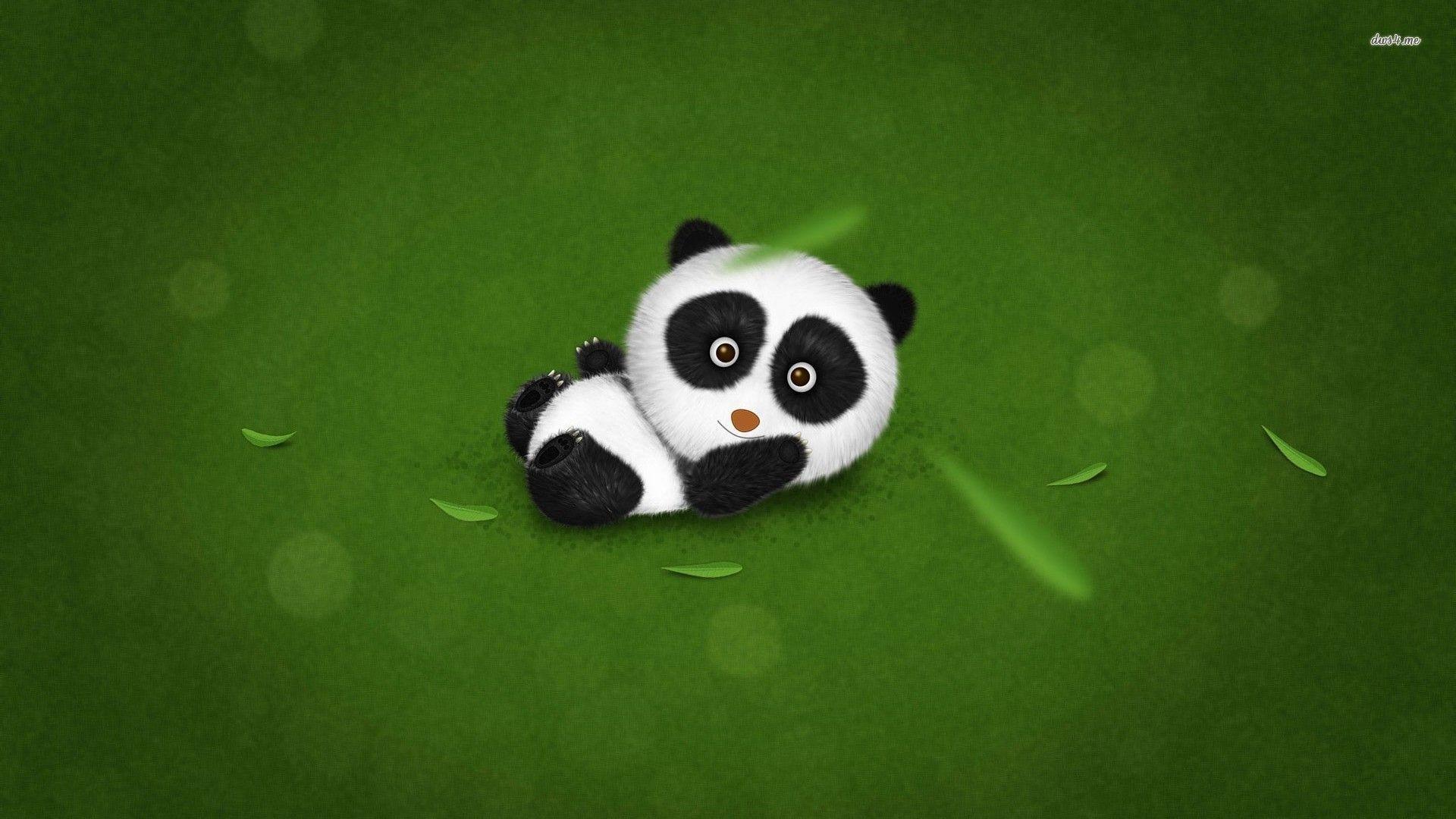 Baby Panda Wallpapers Wallpapertag