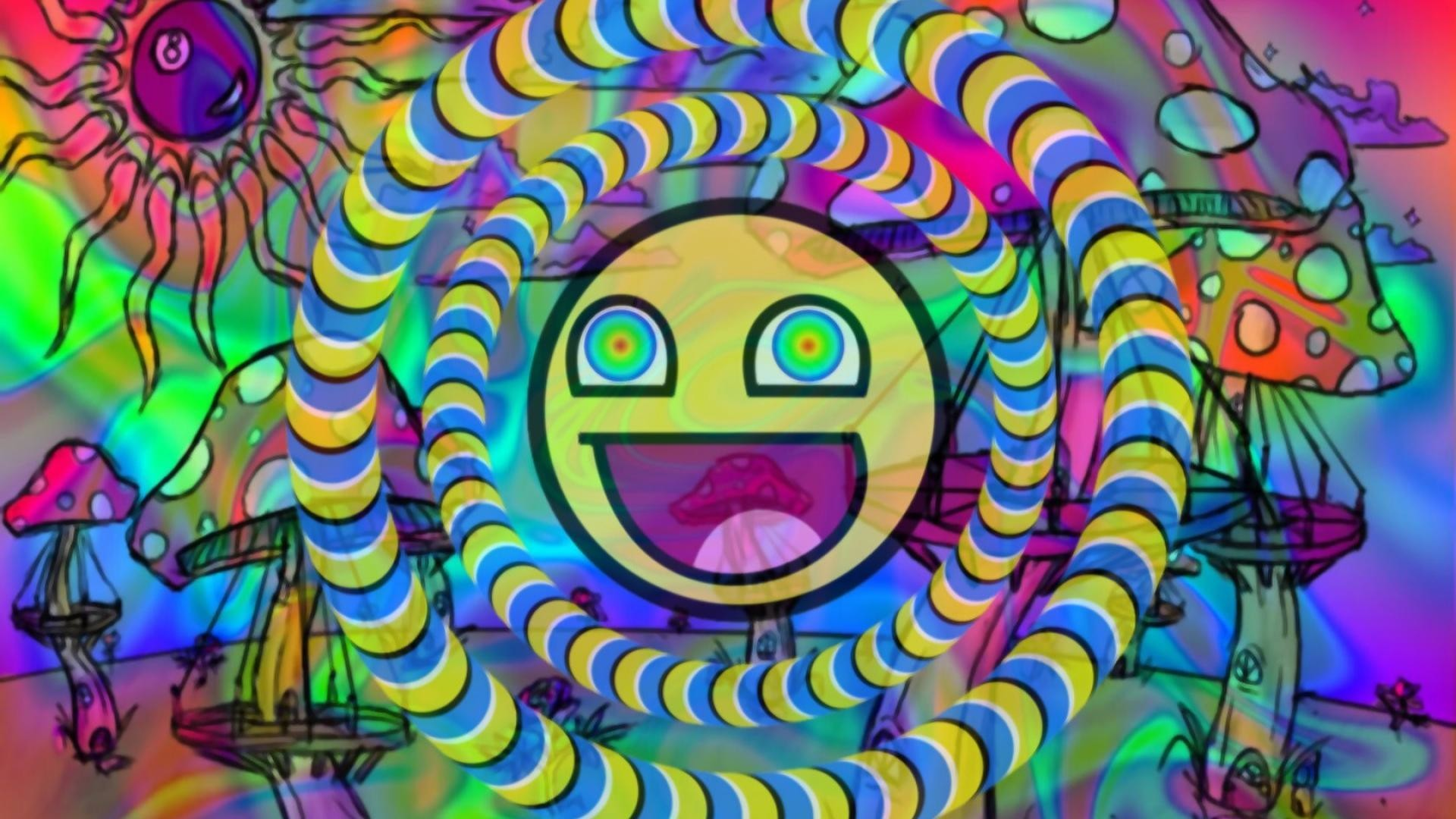 Trippy Backgrounds ...