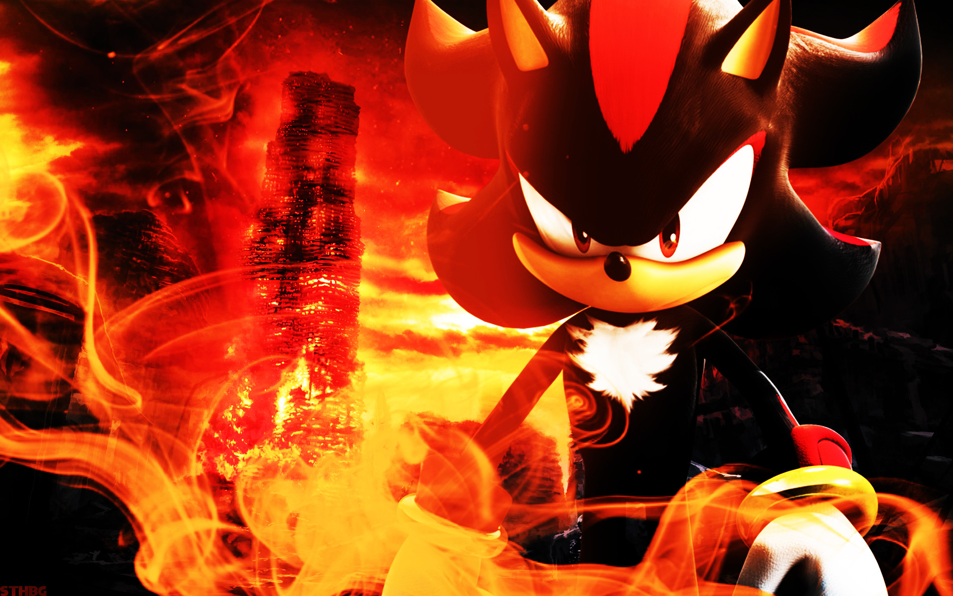Pictures of shadow the hedgehog Sonic Gear - Official Site