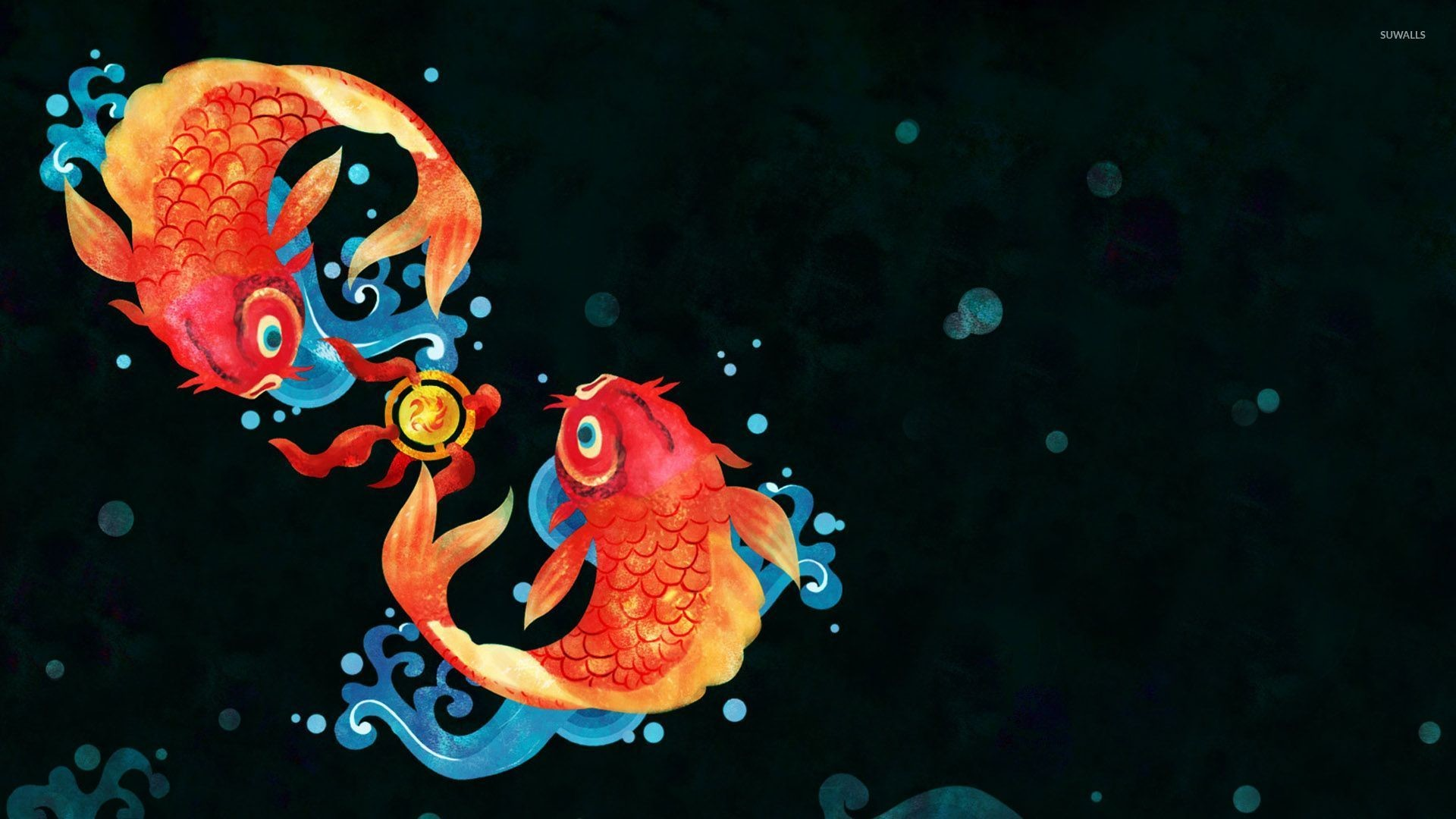 Koi Fish Wallpapers ·① WallpaperTag