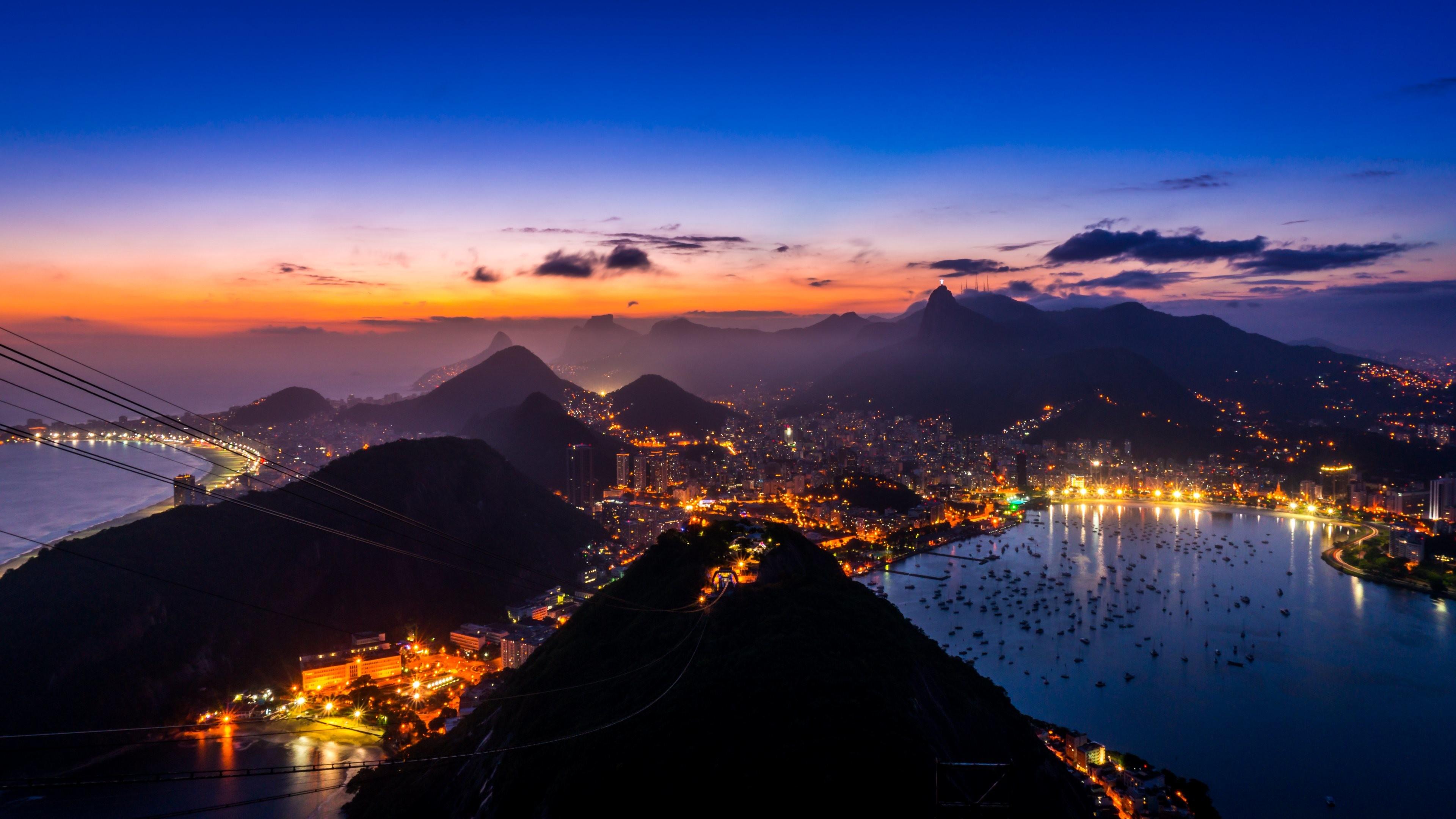 Сверкающий Рио-Де-Жанейро  № 1457492 загрузить