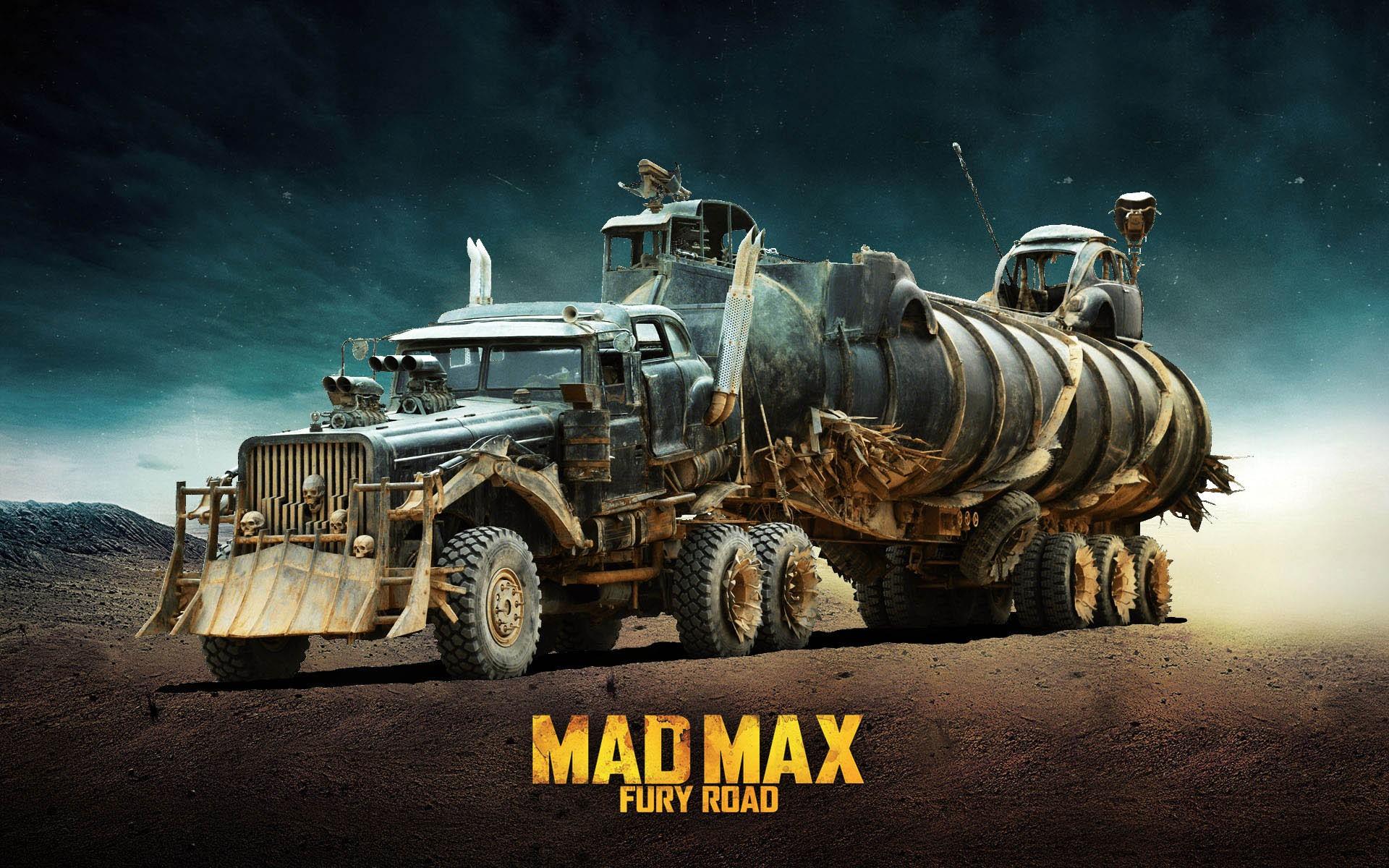 Mad Max Fury Road wallpaper ·① Download free beautiful ...