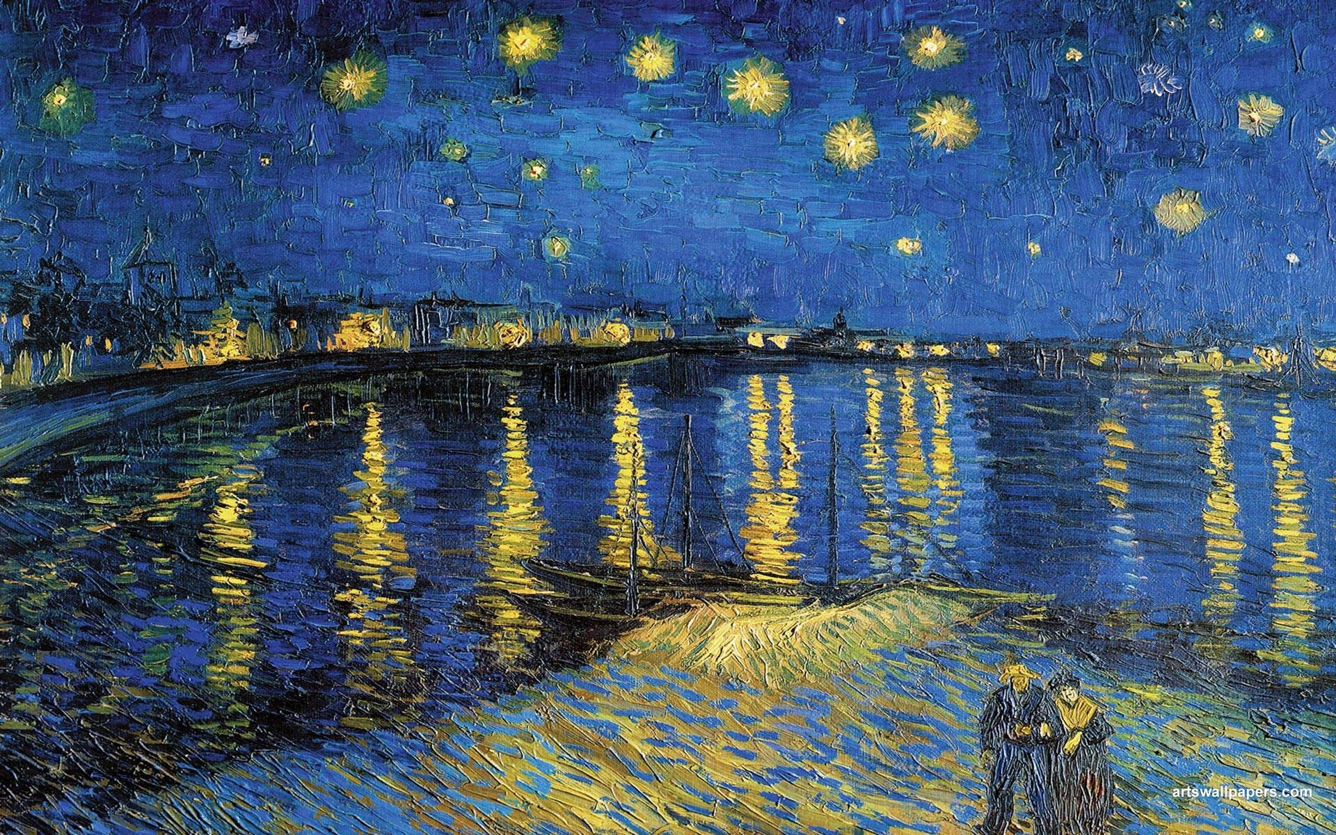 Starry Night Wallpapers Wallpapertag