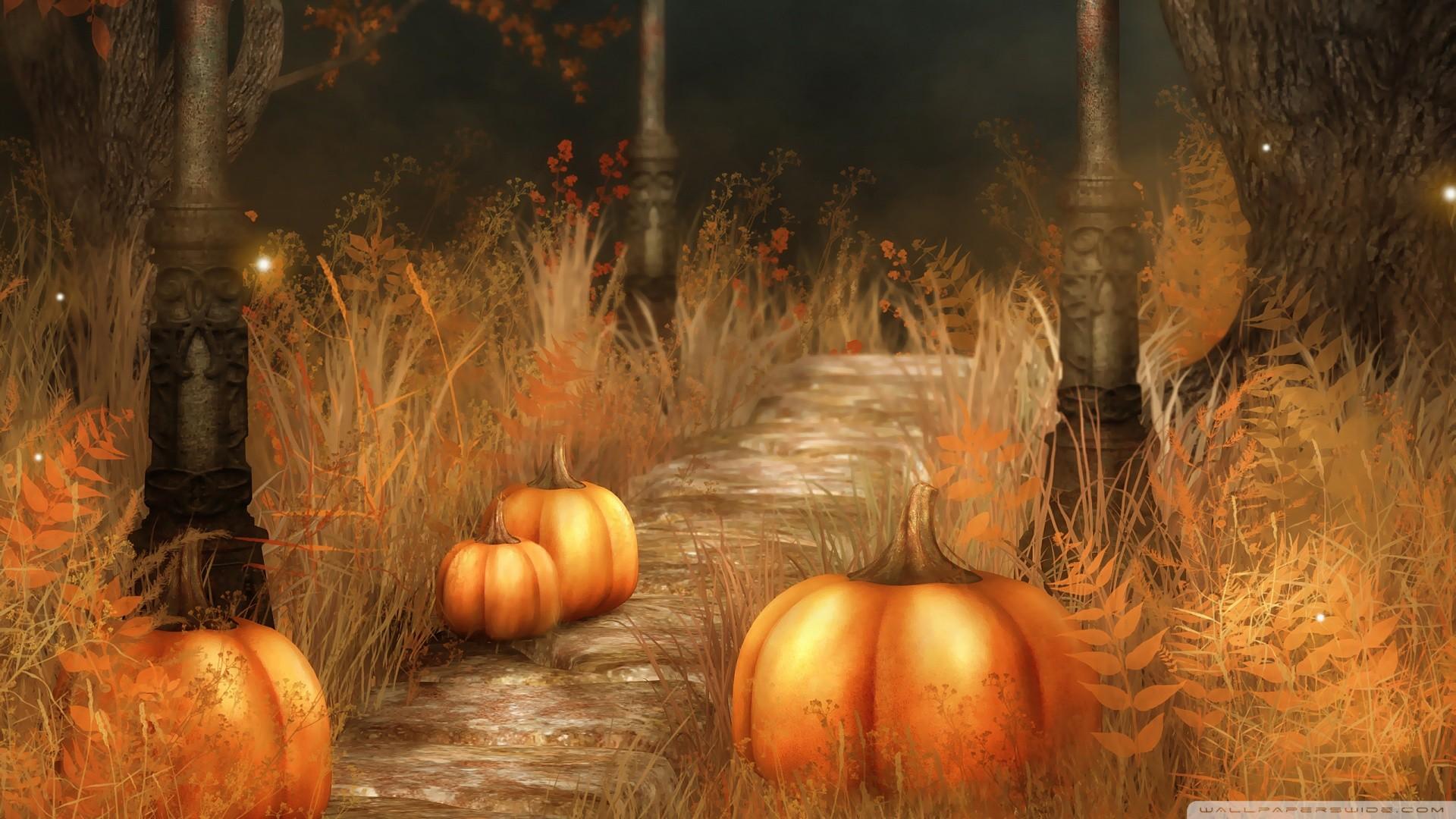 HD Halloween Desktop Backgrounds 1