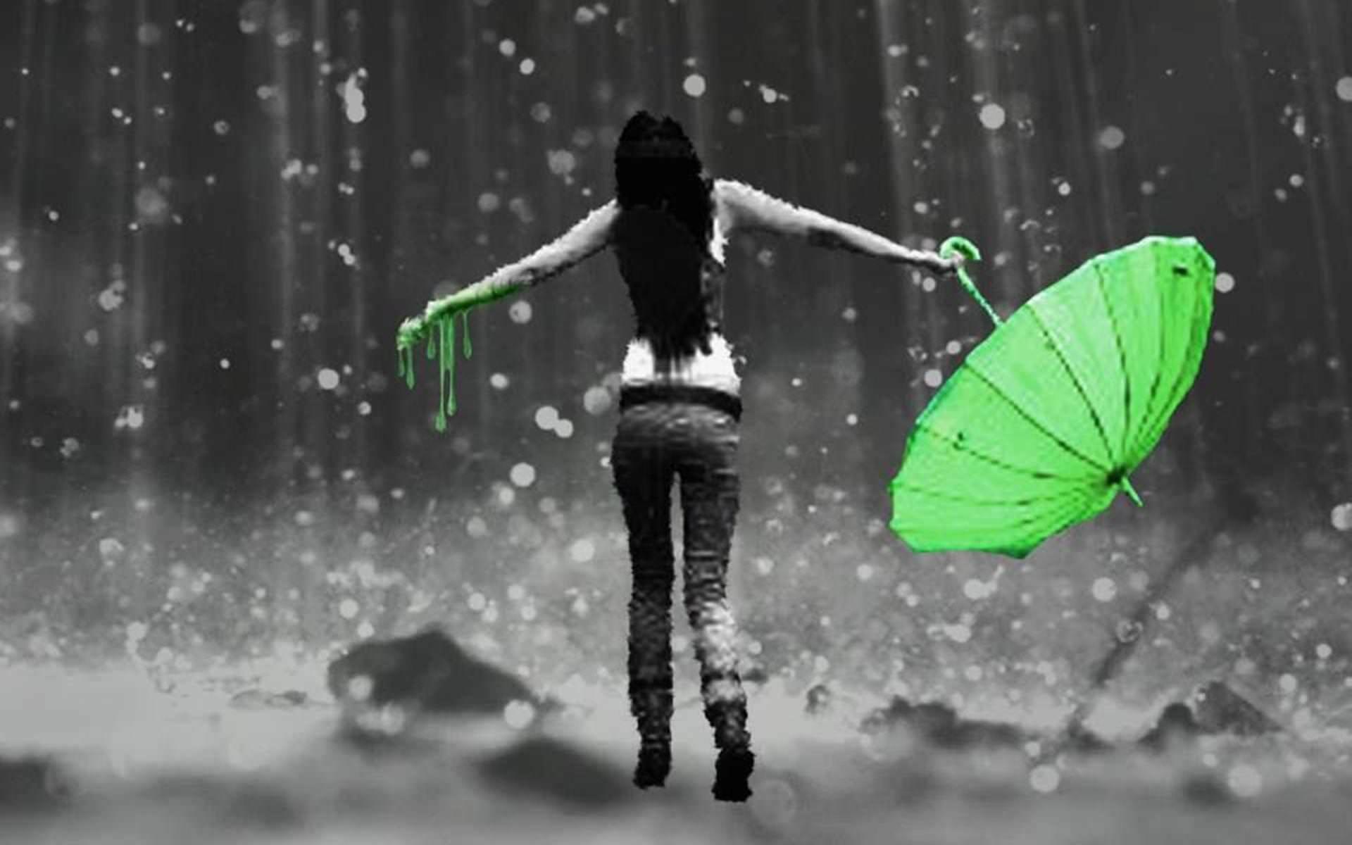 Nature rain wallpaper wallpapertag - Nature wallpaper status ...