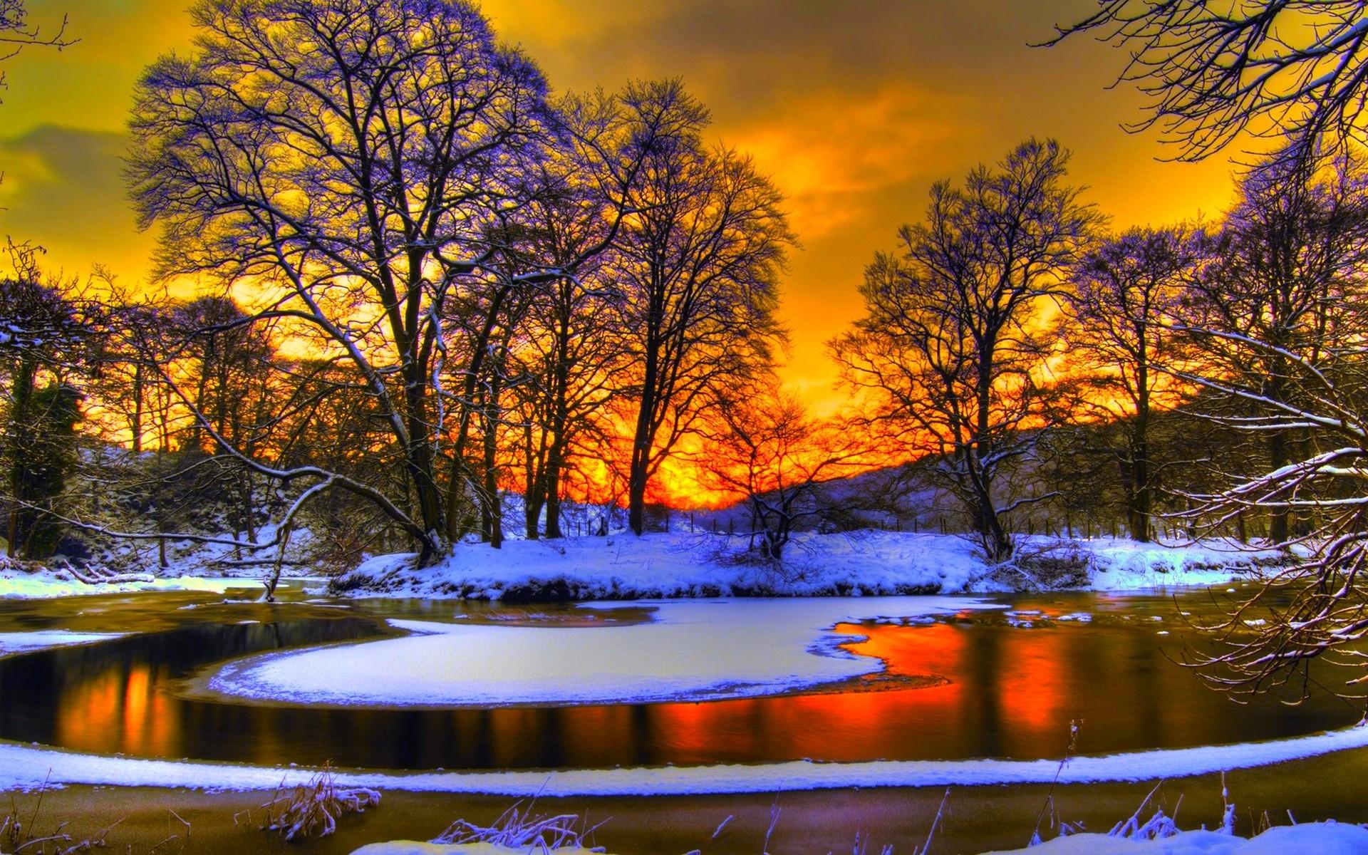 High Resolution Wallpaper Winter: Winter Desktop Wallpaper ·① Download Free Cool High