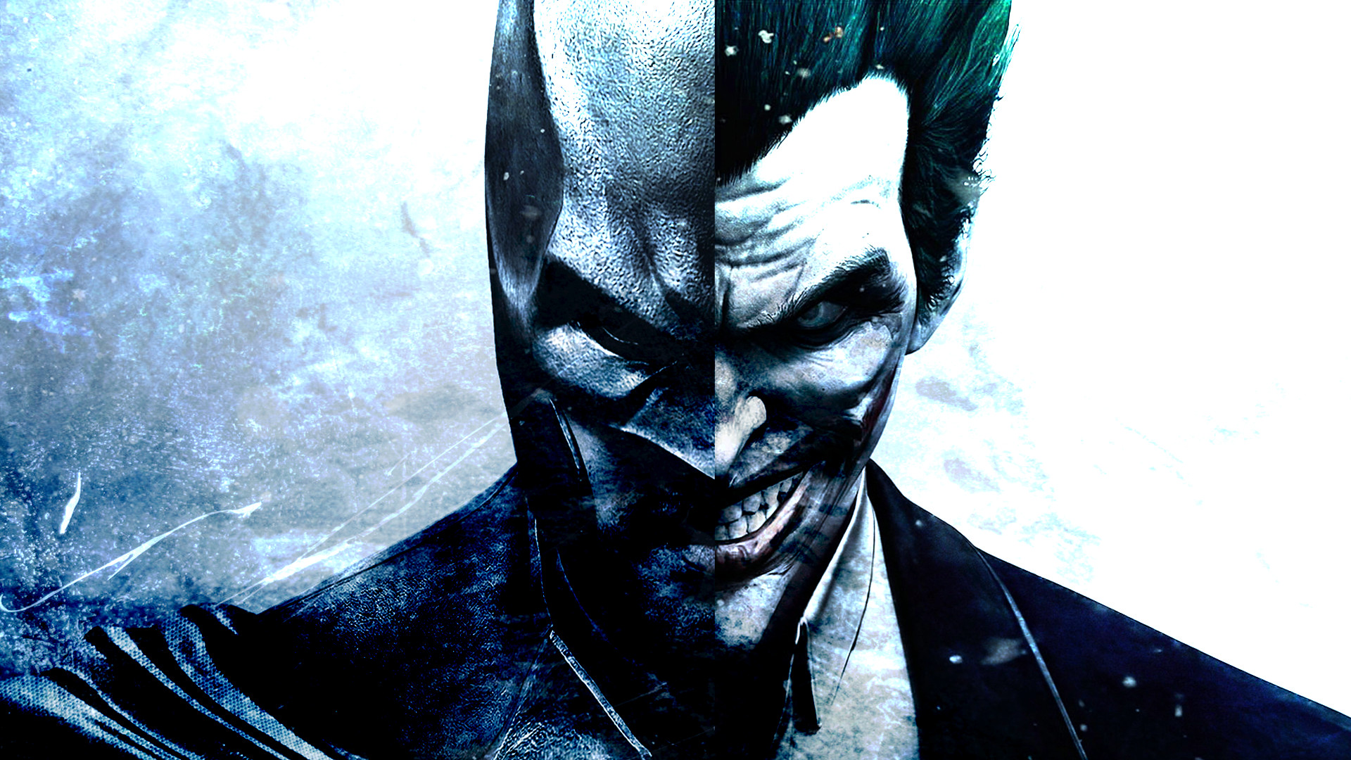 batman vs joker wallpapers ·①