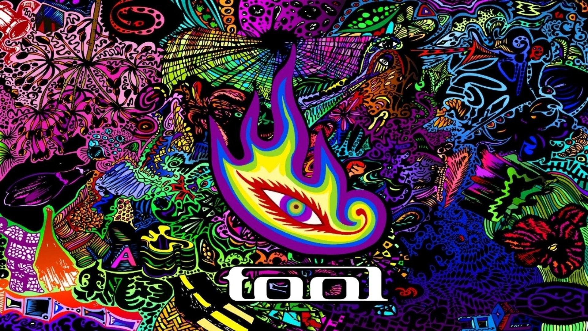 tool band mobile wallpapers ·①