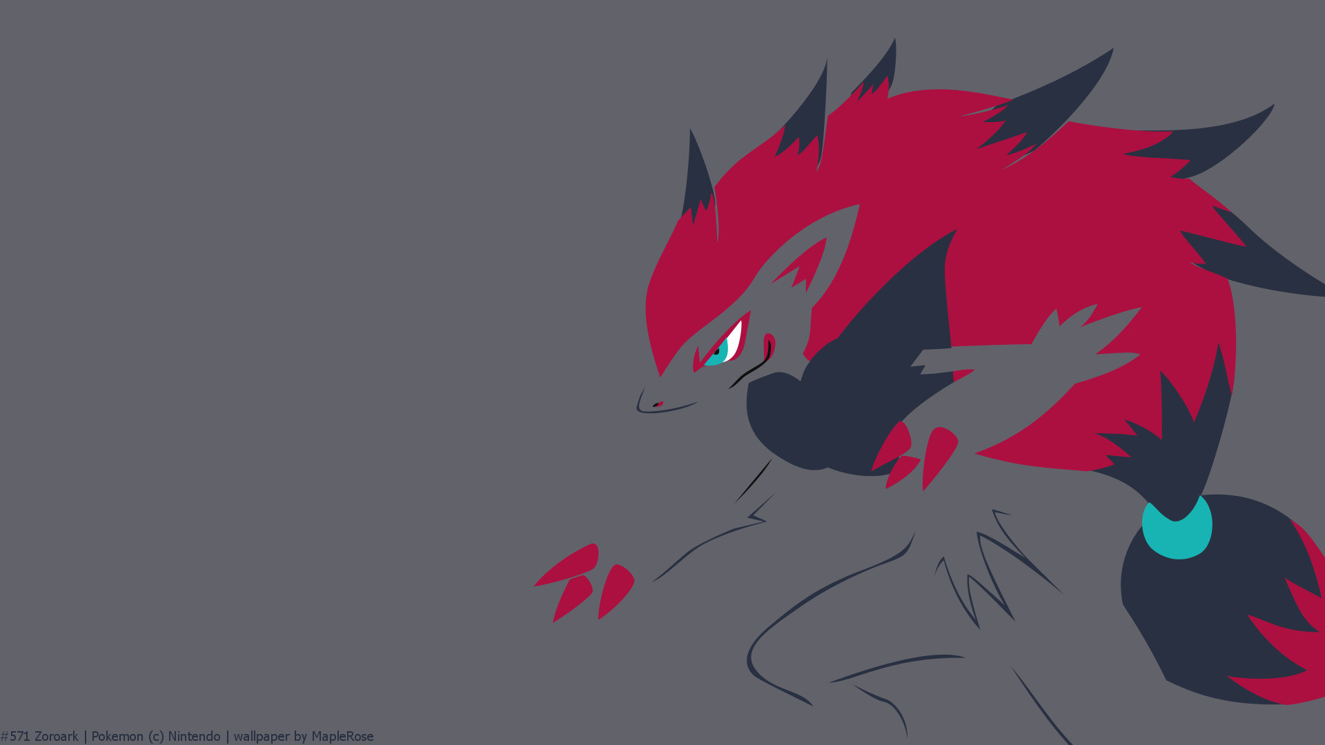 Zoroark Wallpapers ①