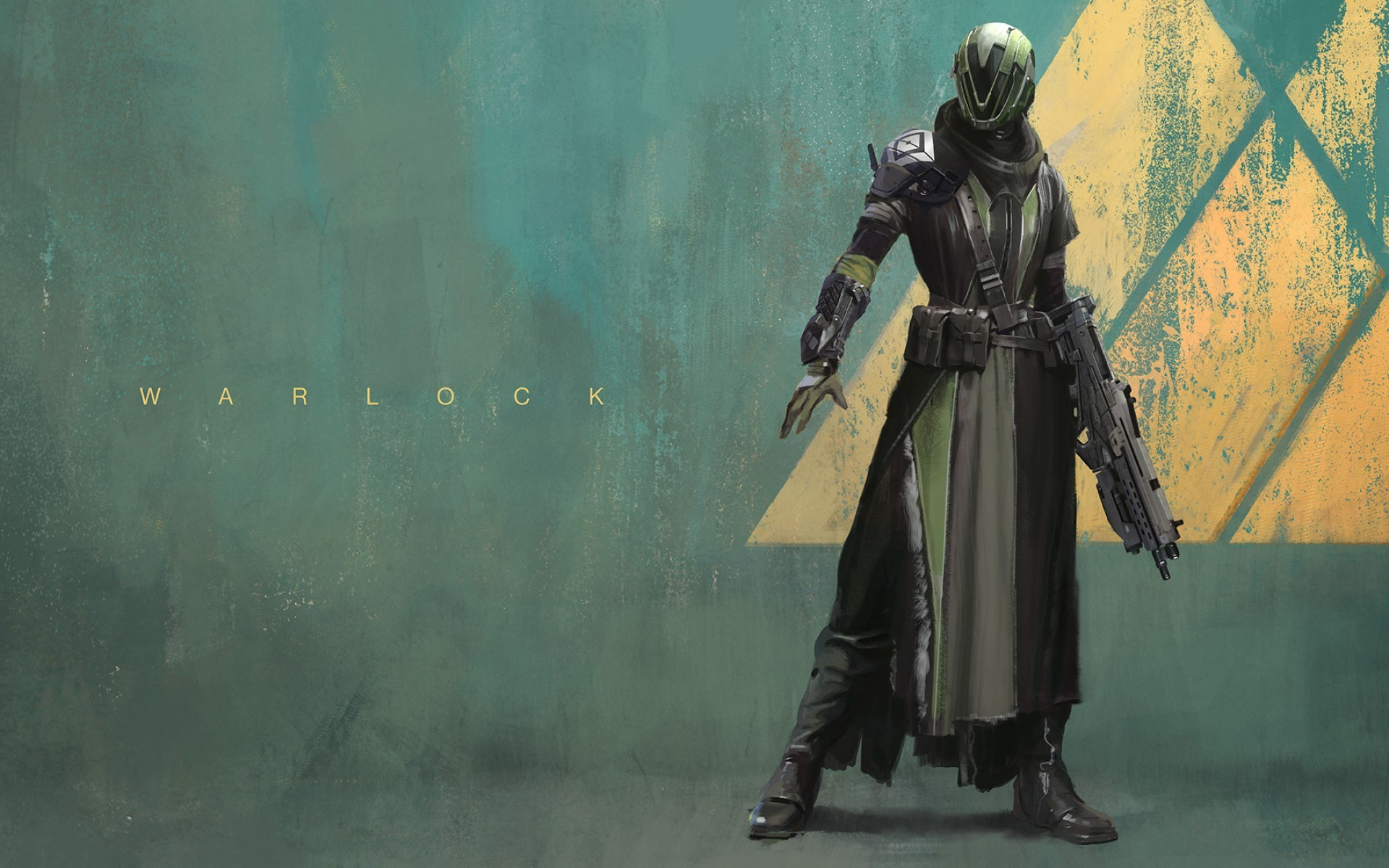 Destiny Warlock Wallpaper 2986