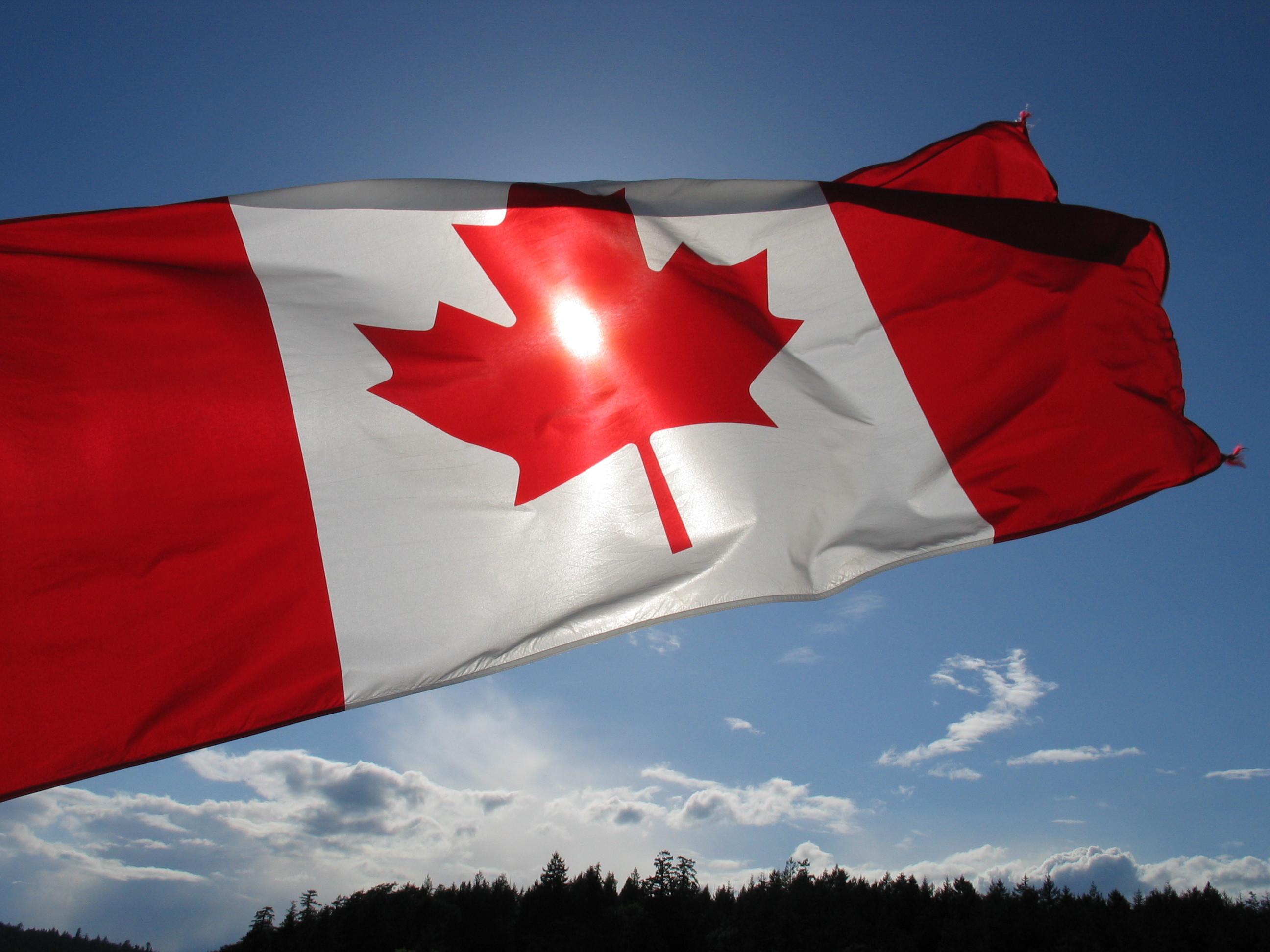 Canada Flag Wallpapers ·① WallpaperTag