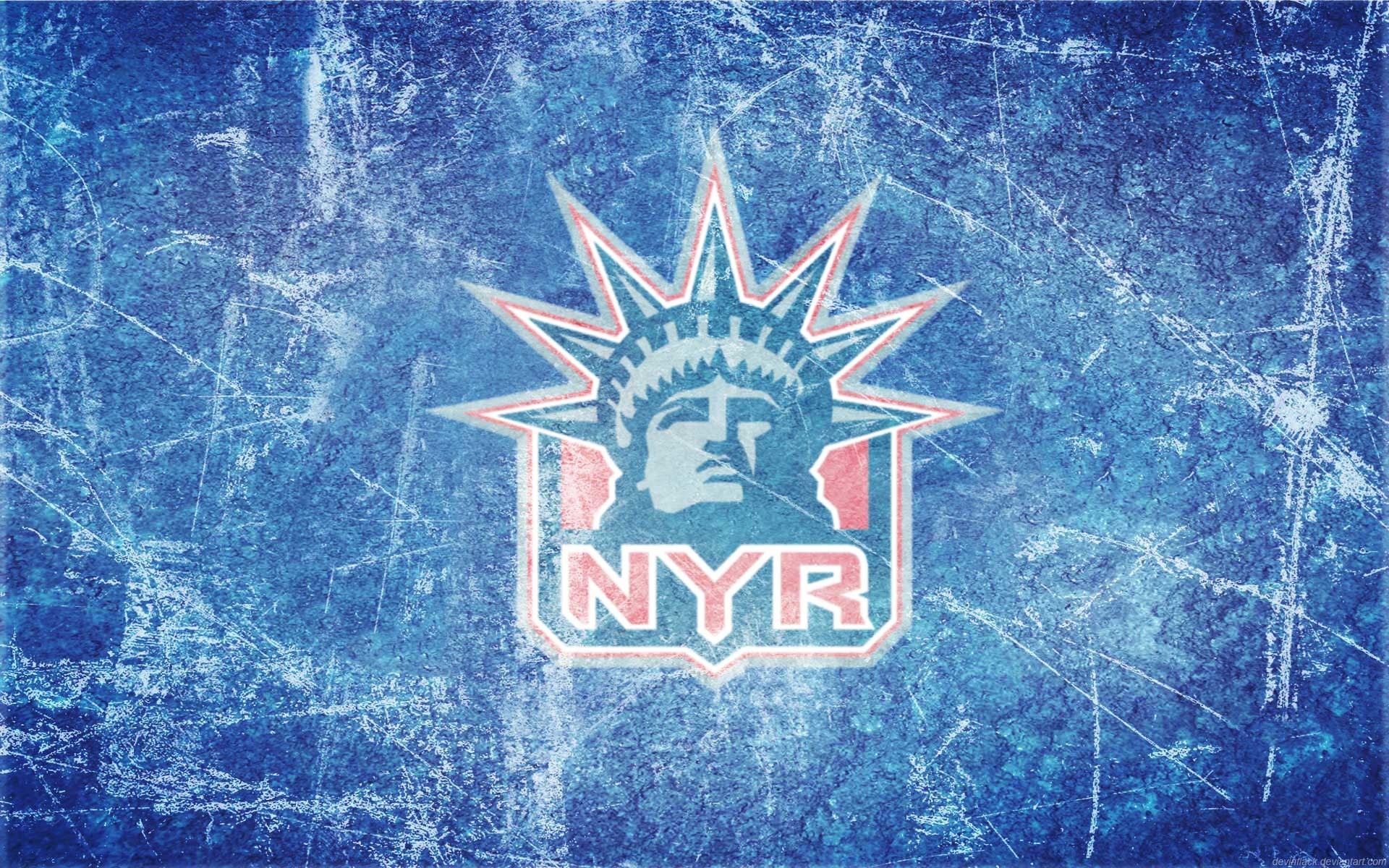 Ny Rangers Background Wallpapertag