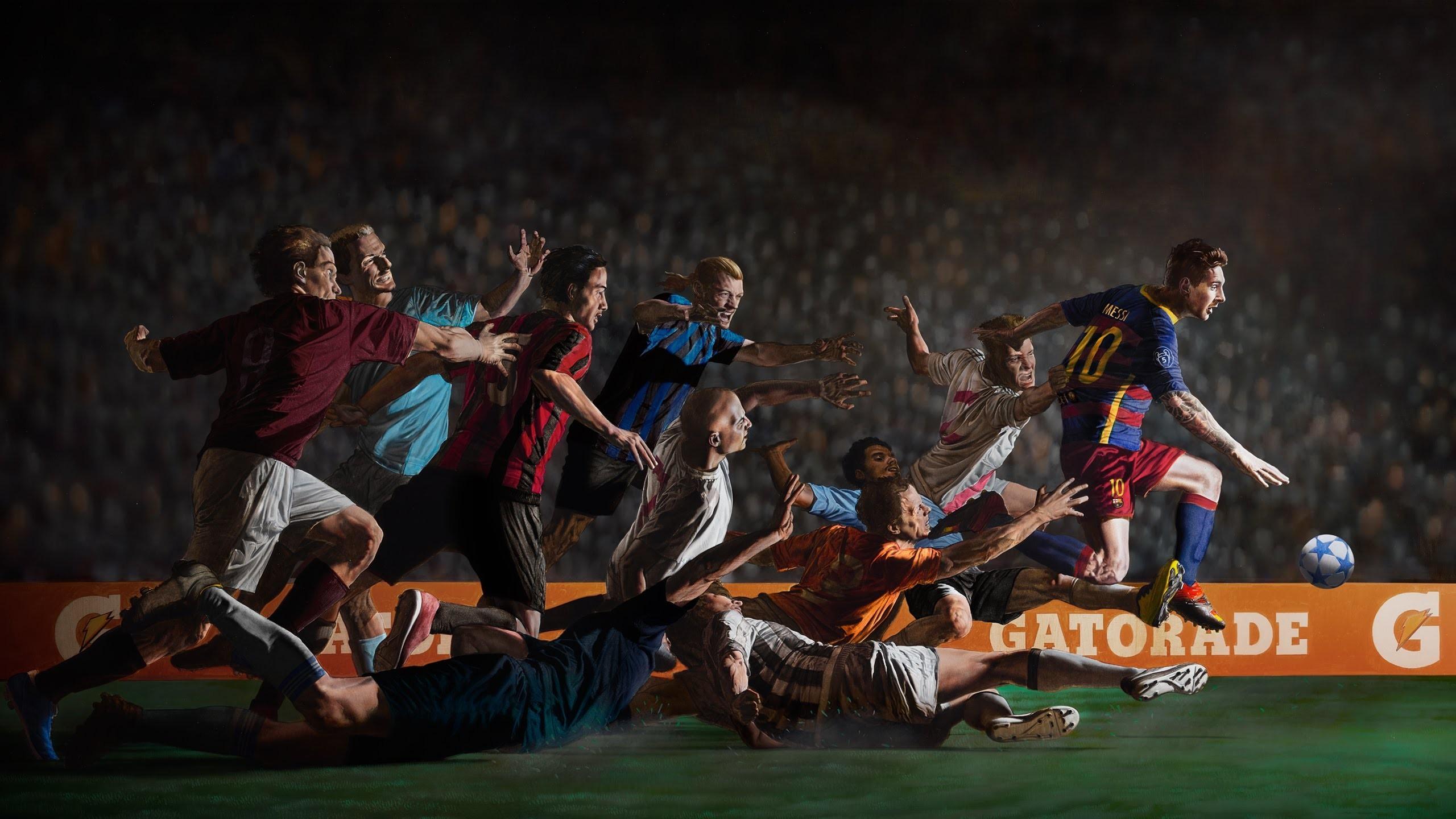 Fc Barcelona 2017 Wallpaper ·①