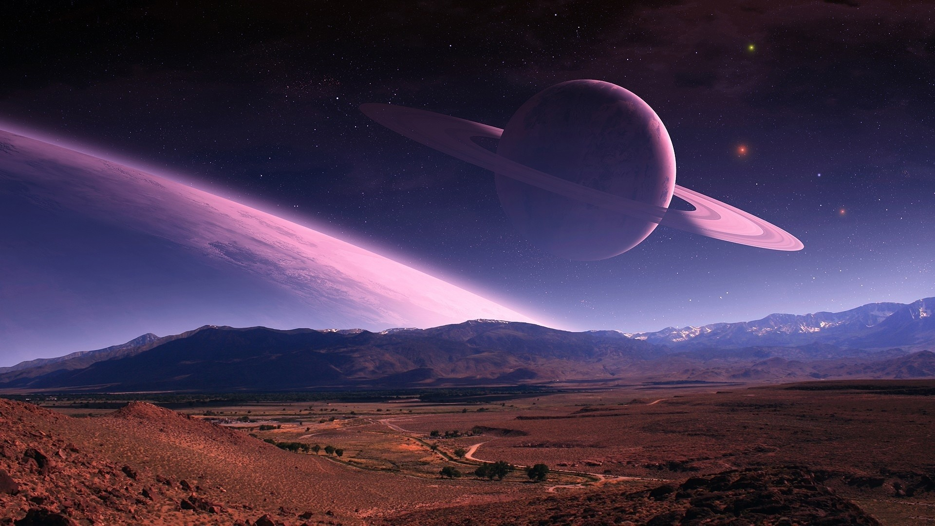 Planet wallpaper ·① Download free beautiful HD wallpapers ...