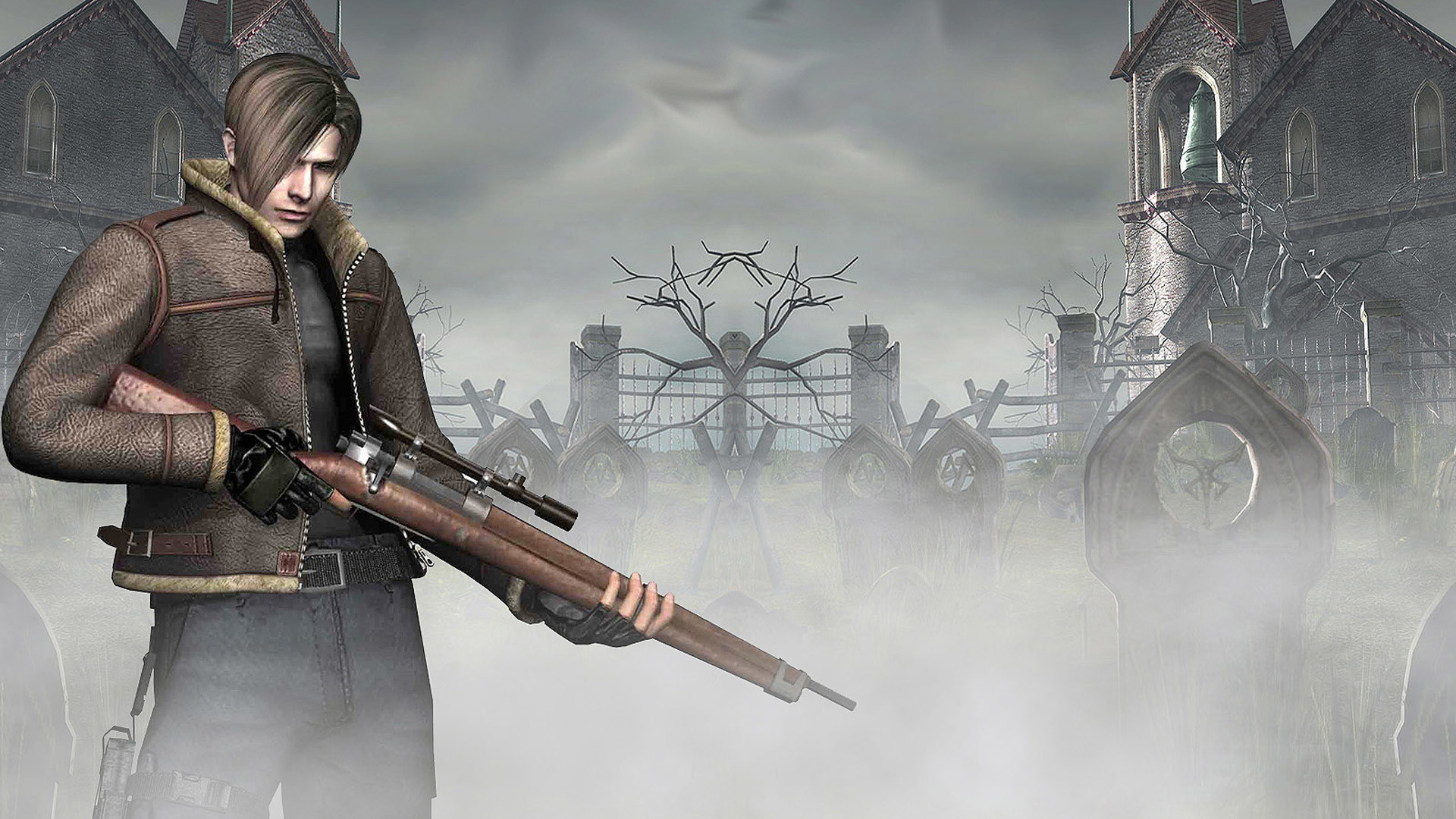 Resident Evil 4 Wallpaper ·â' WallpaperTag