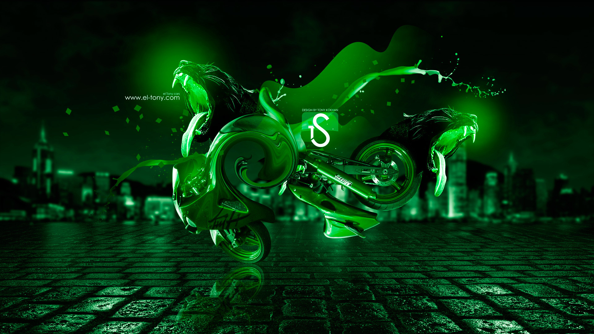 Neon Green Wallpapers ·â' WallpaperTag