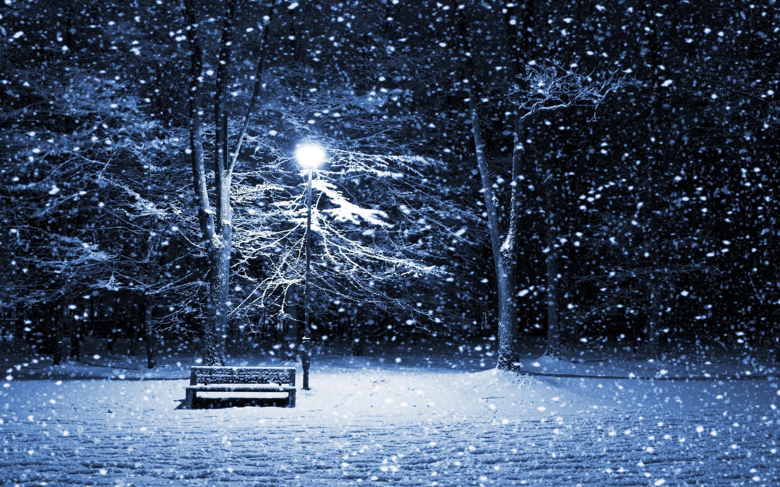 Beautiful Winter Snow Wallpaper Free Hd For Desktop