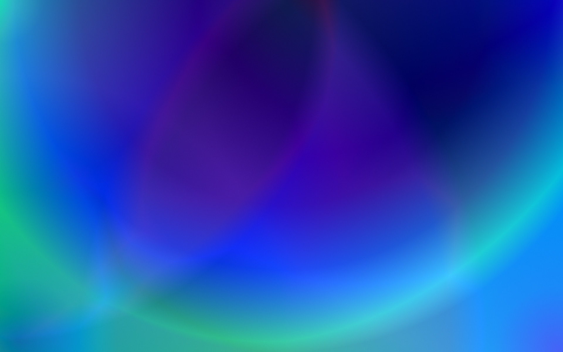 Neon Blue Backgrounds ·①