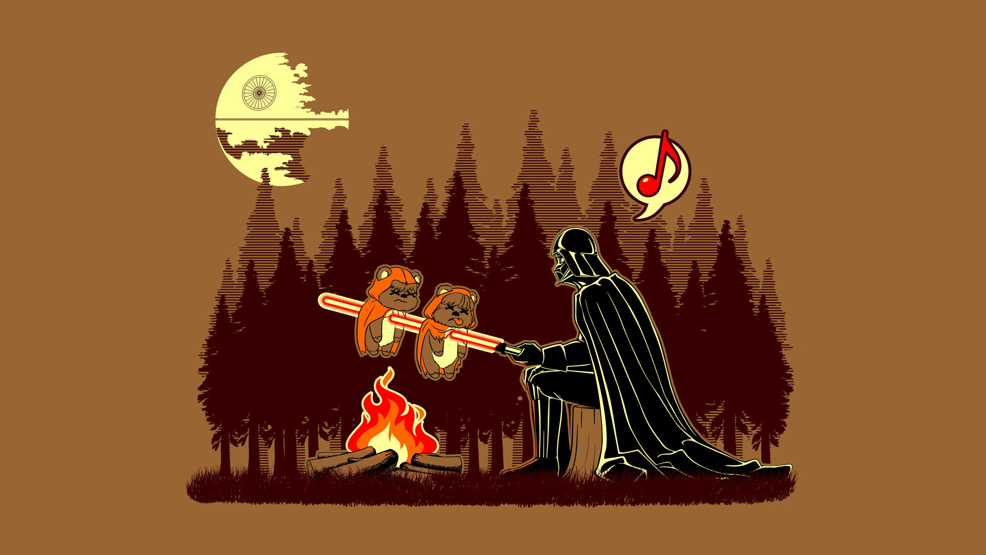 Funny Star Wars Wallpaper ·① WallpaperTag