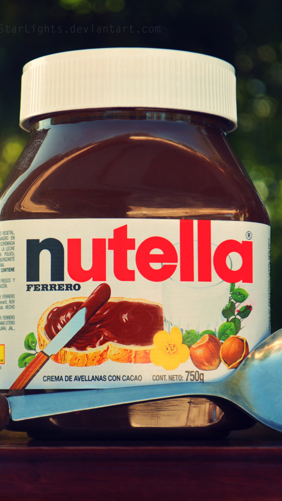 Nutella Wallpapers 183 ① Wallpapertag