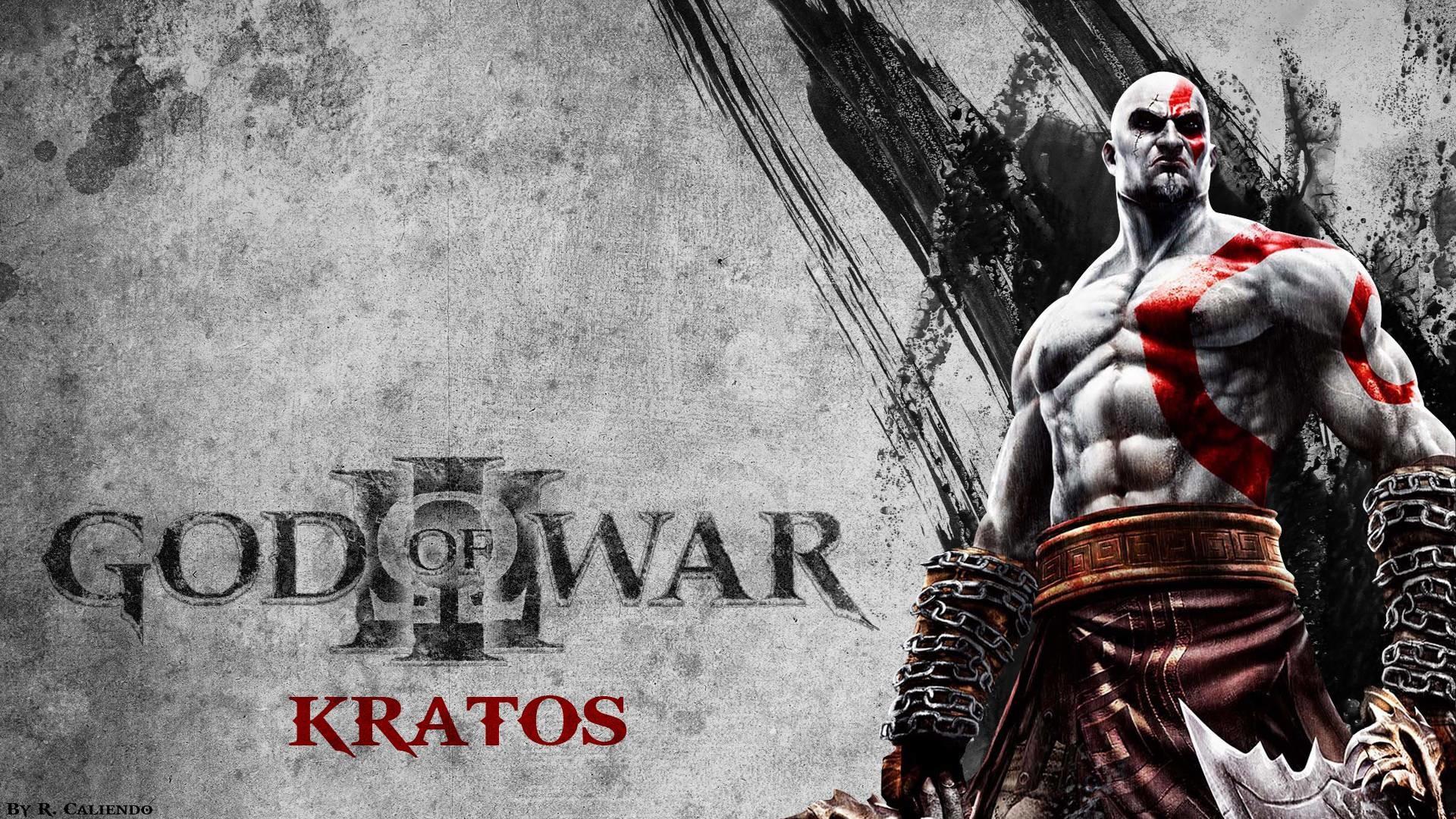 God Of War Wallpaper Hd Wallpapertag