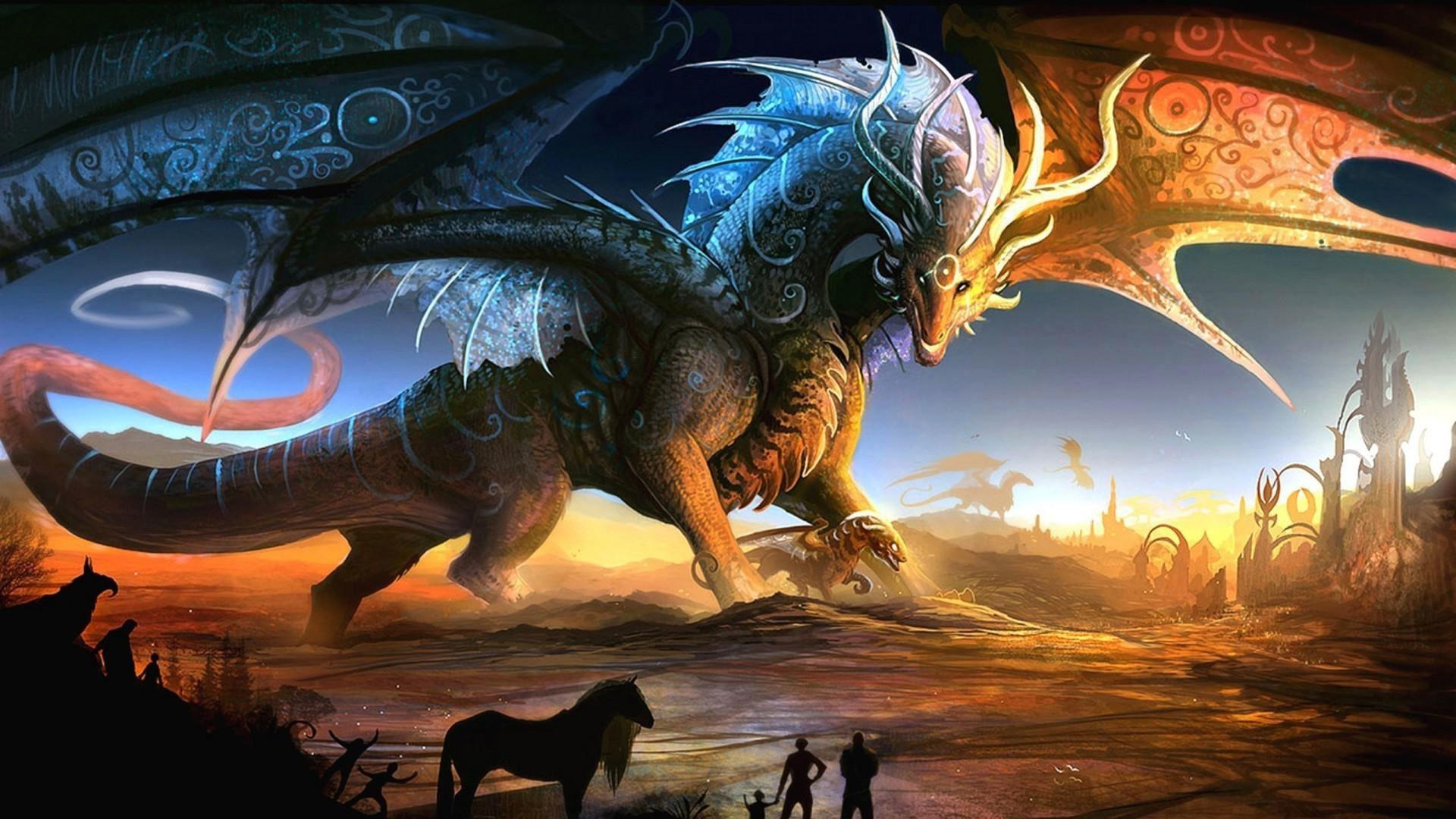 dragon 3d wallpaper 183��
