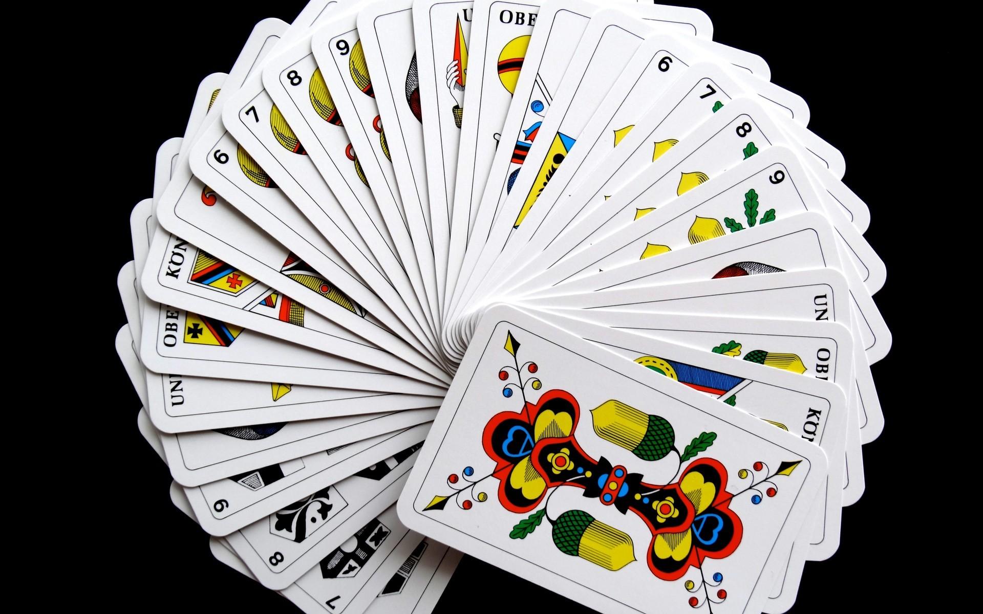 Kartenspiele Deutsch