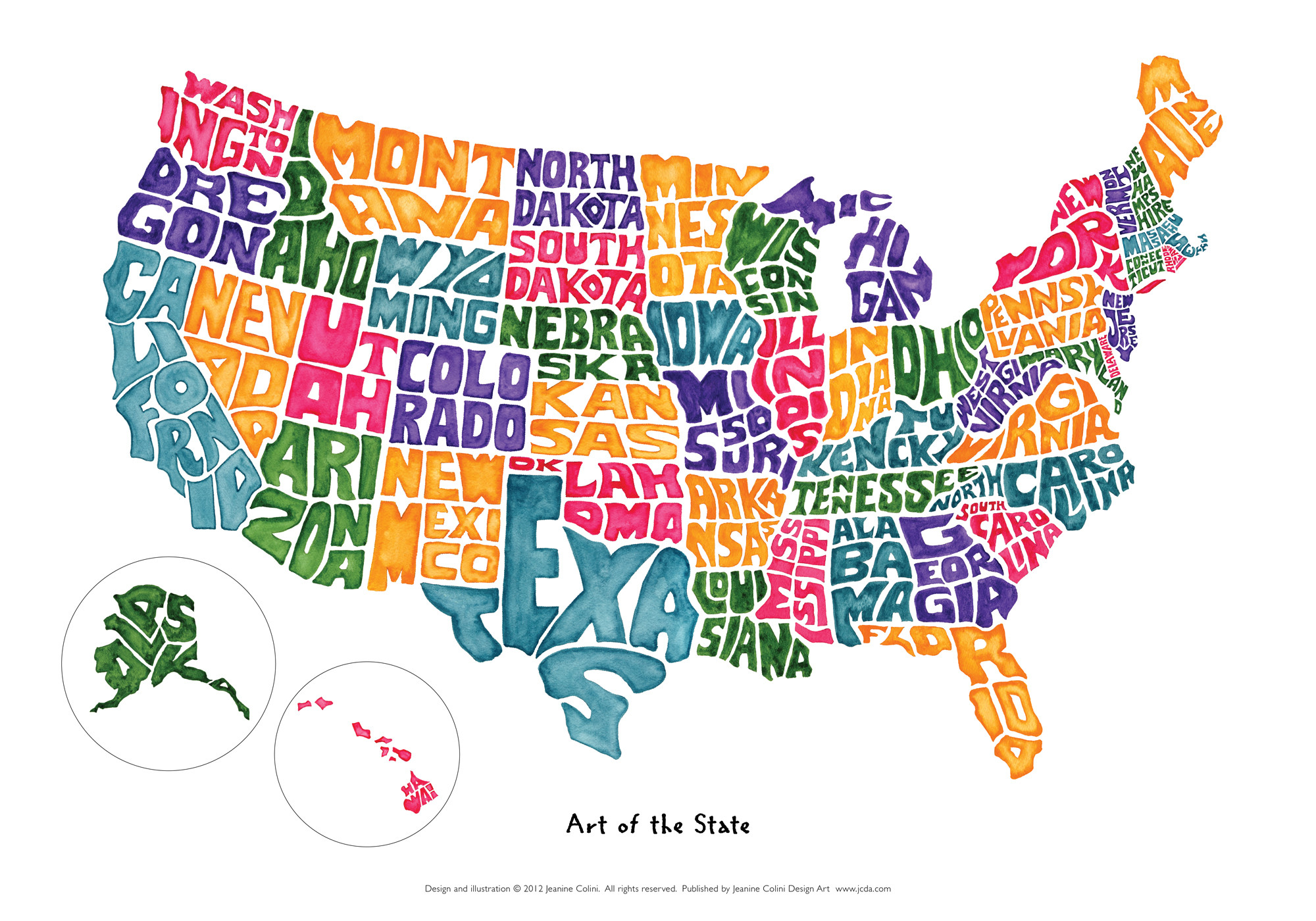 US Map Wallpaper ① - Us map screensaver