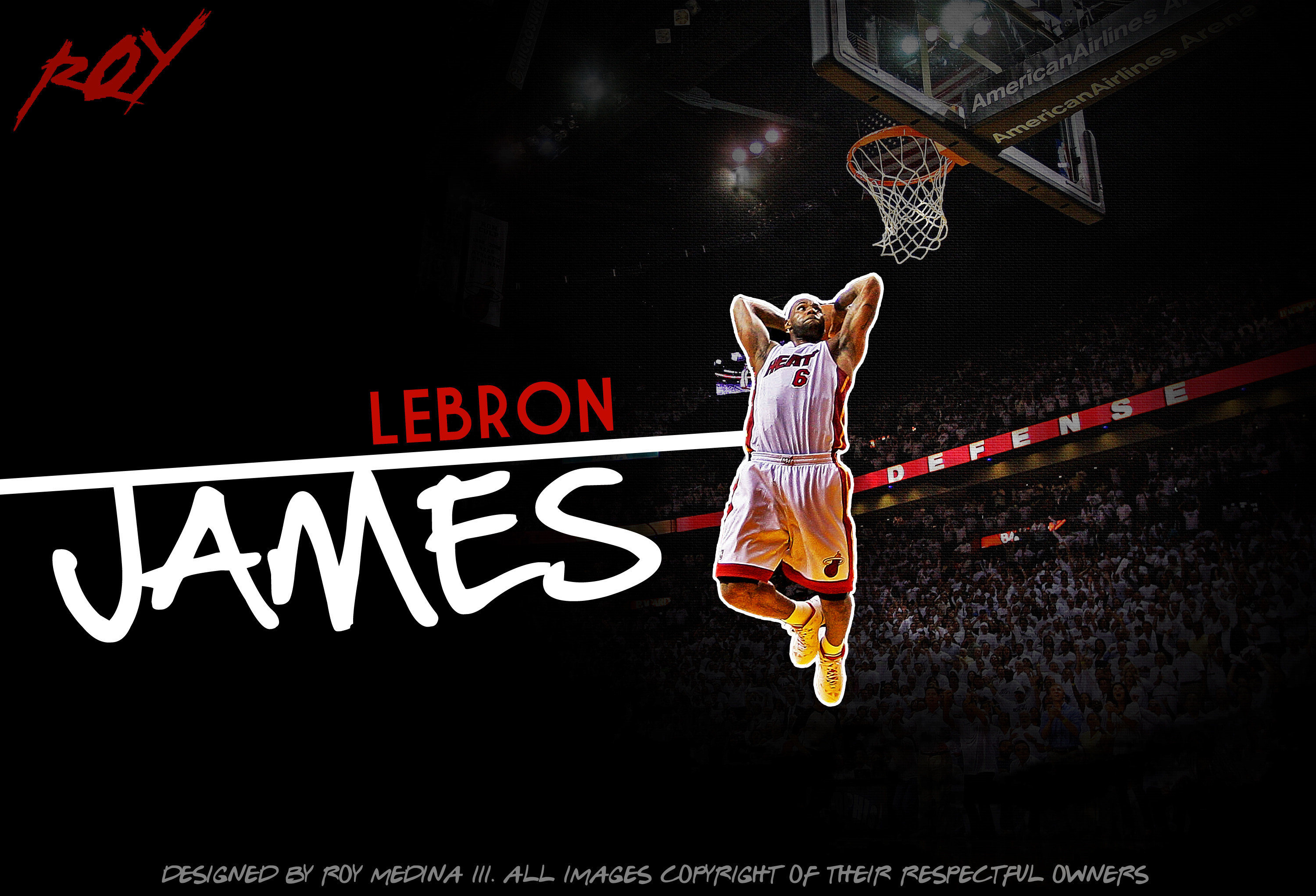 lebron james dunking wallpaper ·①