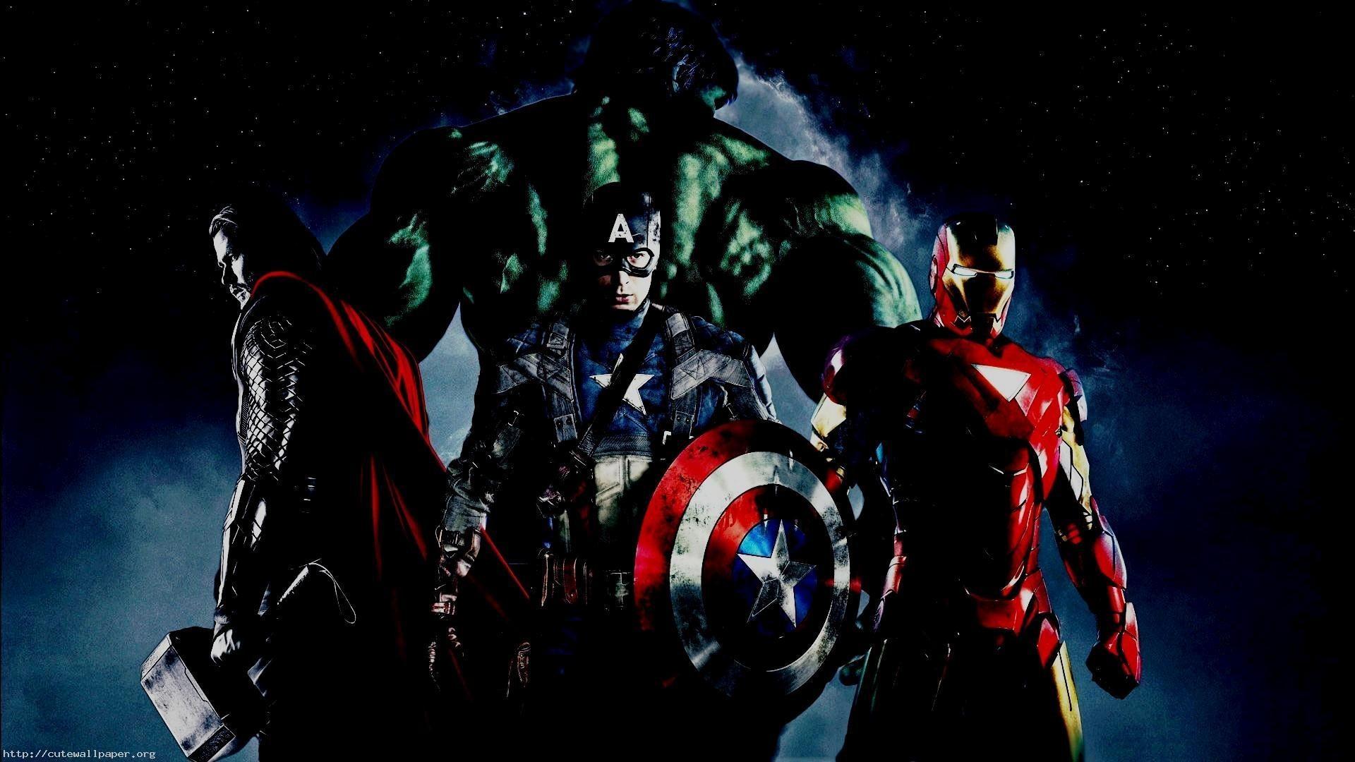 Superhero Wallpapers 1