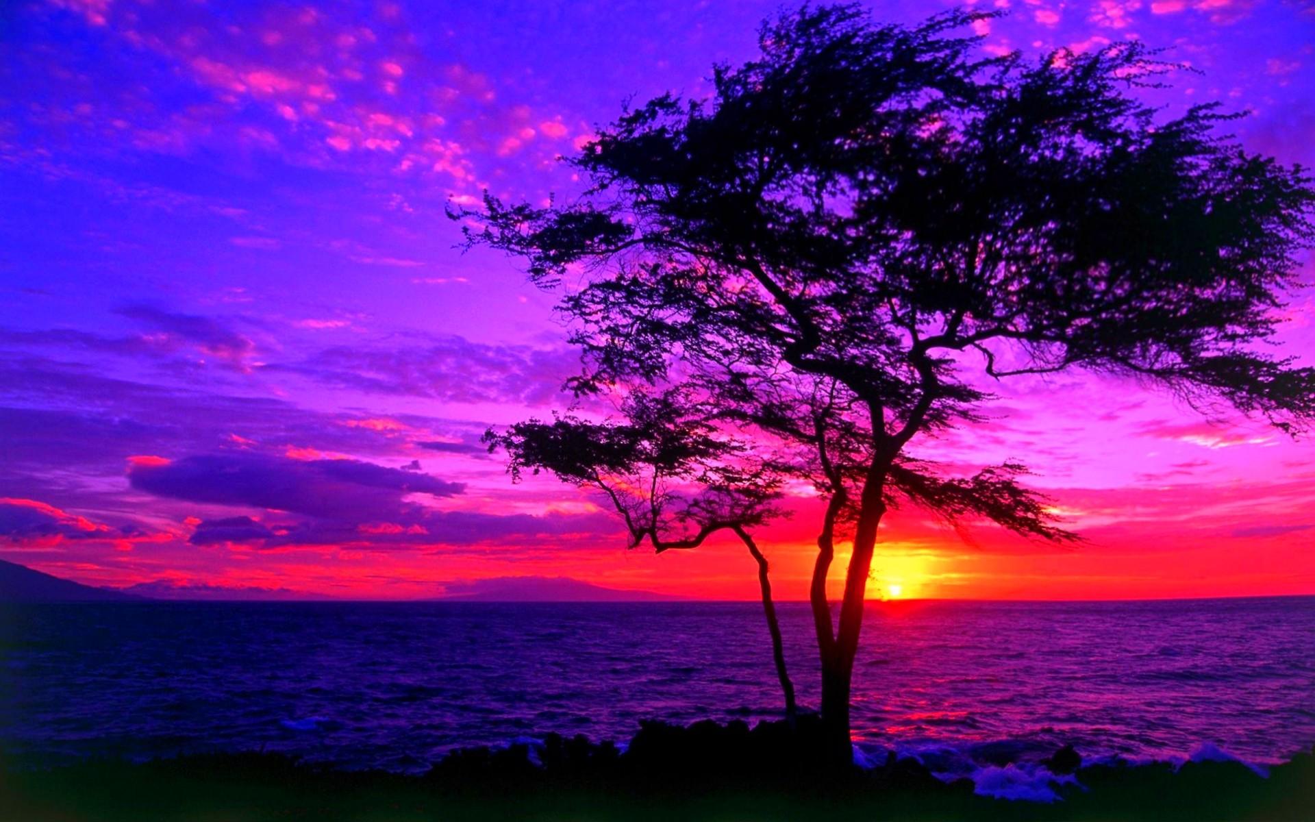 Beautiful sunset wallpapers wallpapertag for Sfondi desktop tramonti mare