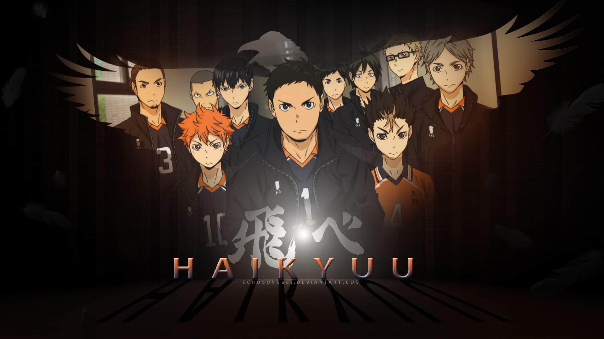 Haikyuu wallpaper ·① Download free cool High Resolution ...