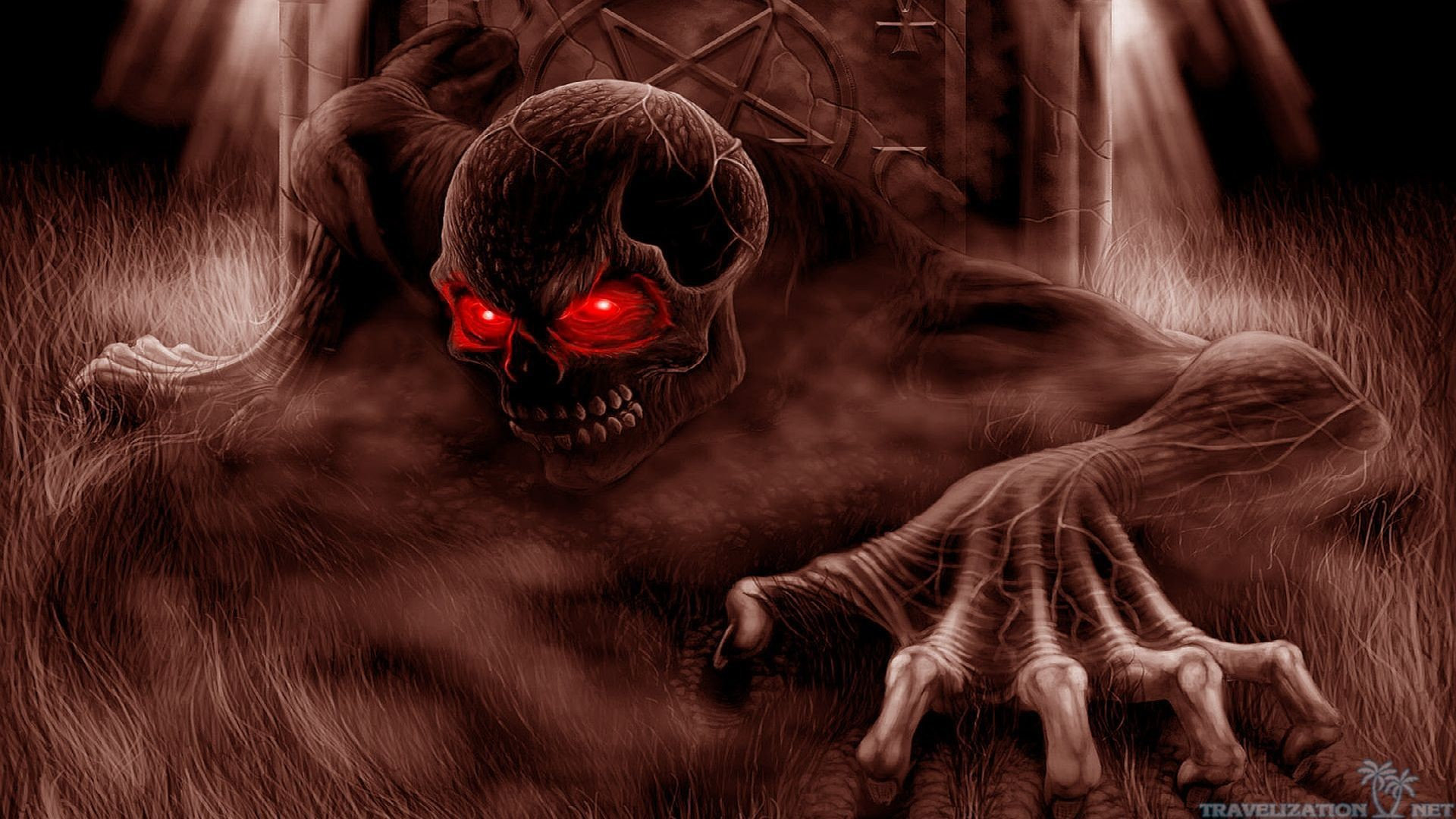 Wallpapers Download Latest Scary Background Free Download: Scary Halloween Desktop Wallpaper ·① WallpaperTag