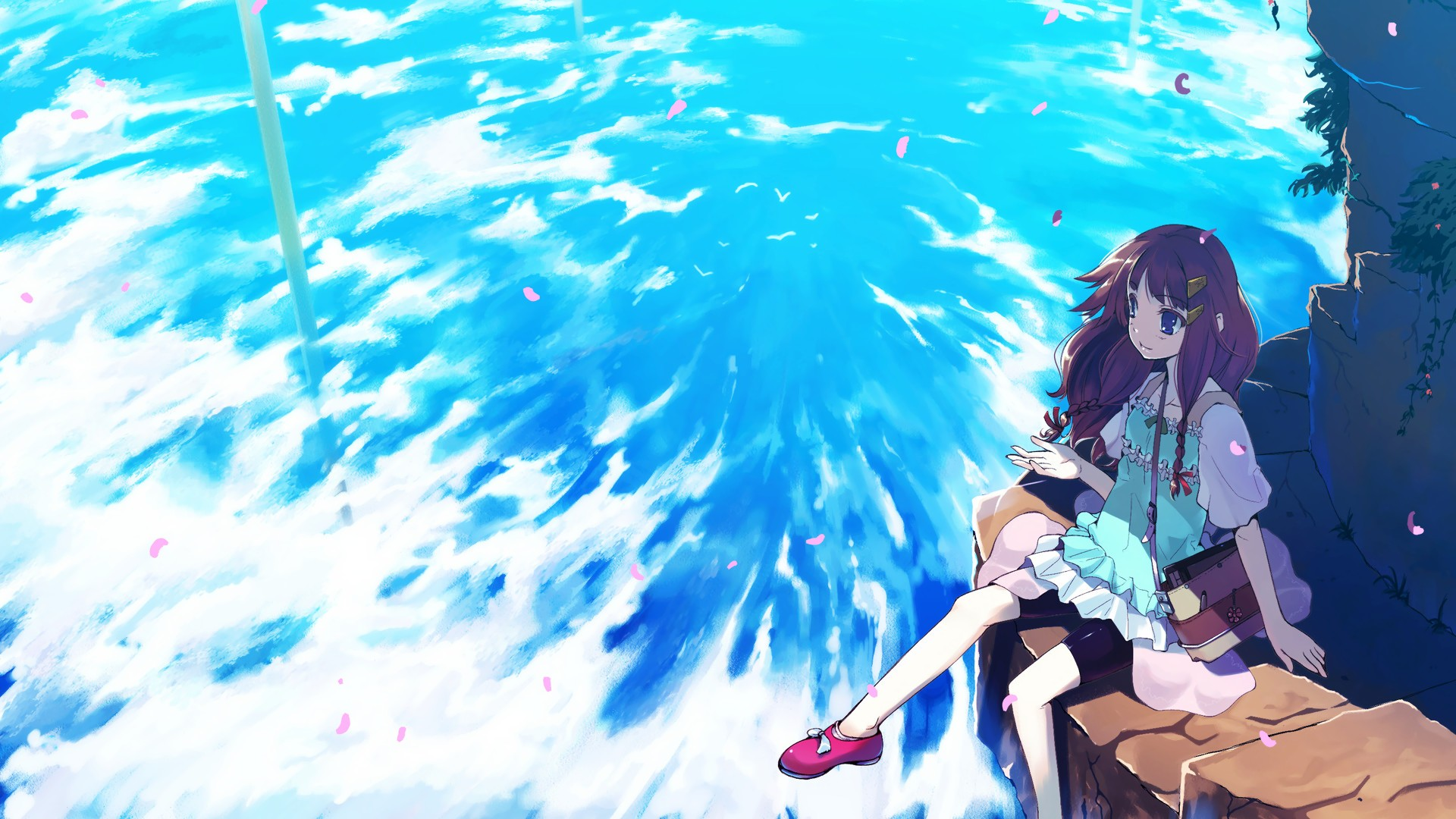 Hd Anime Wallpaper Download Free Full Hd Backgrounds For Desktop