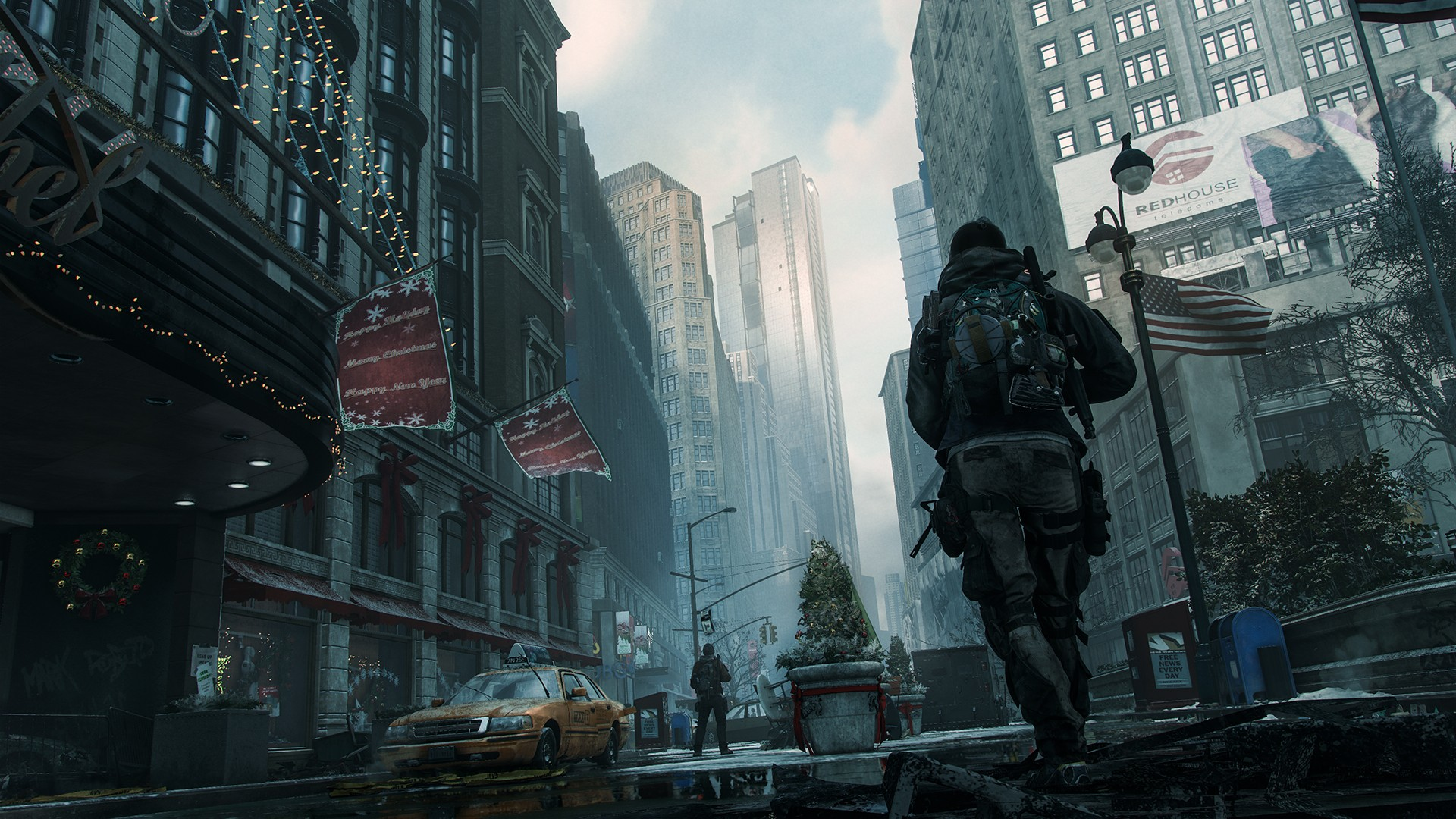 The Division wallpaper 1920x1080 ·① Download free beautiful