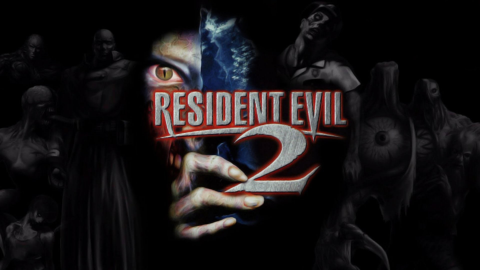 Resident Evil 2 Wallpapers Wallpapertag